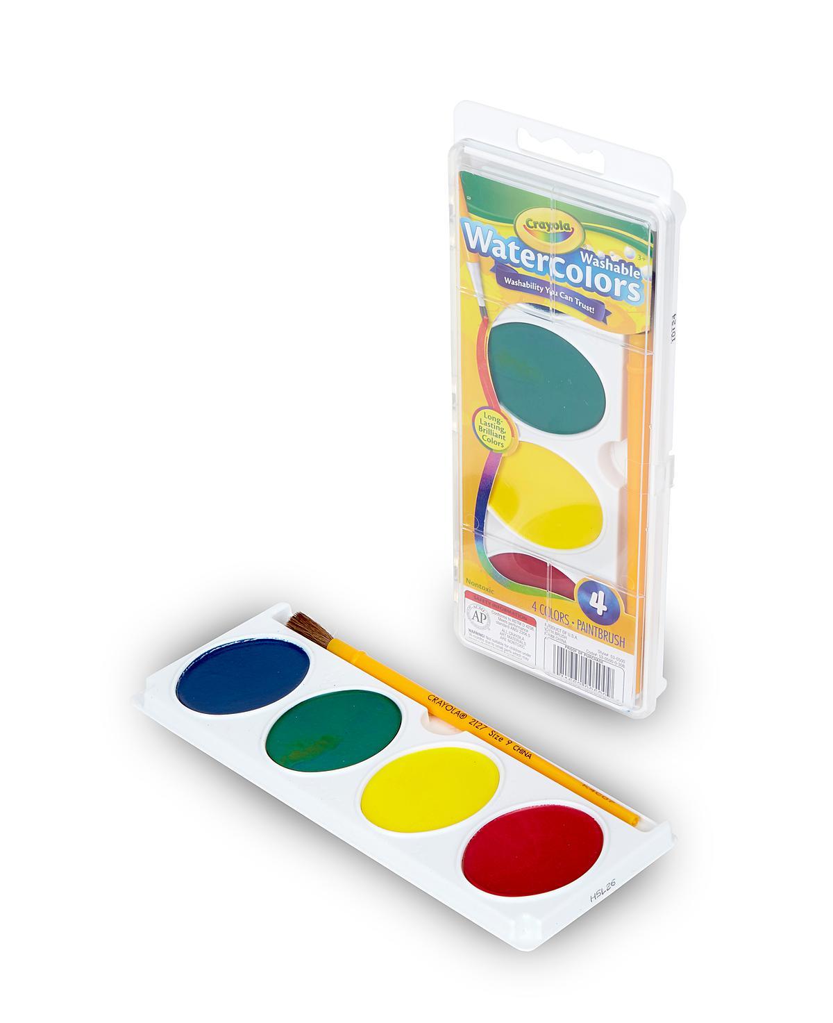 Crayola So Big Watercolor Set | MisterArt.com
