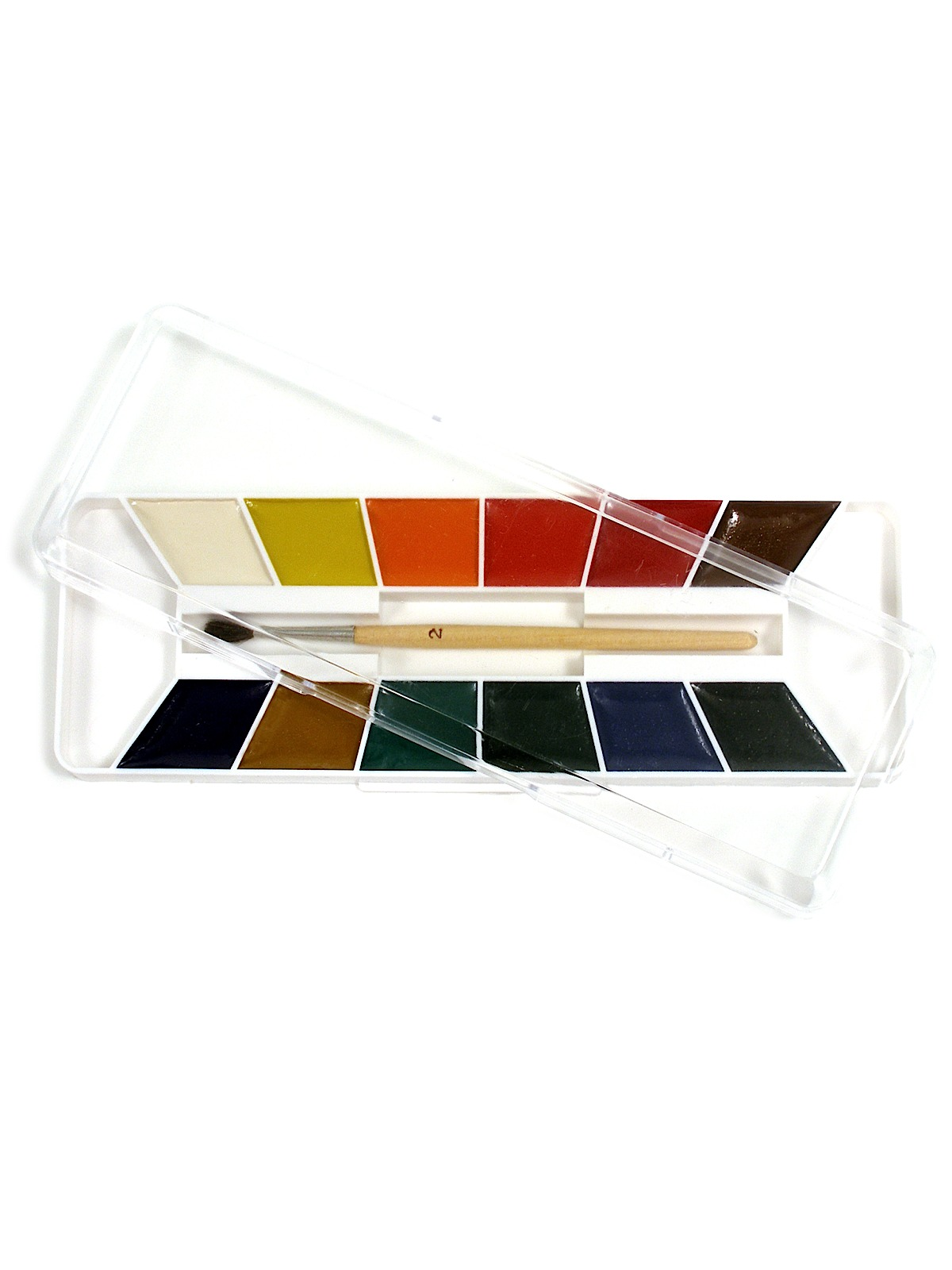 Semi-Moist Watercolors