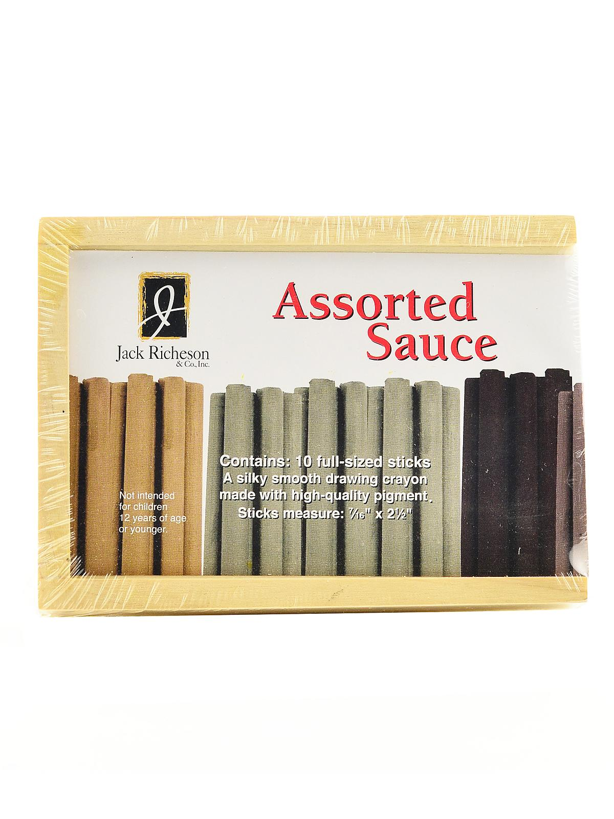 Assorted Sauce Drawing Sticks