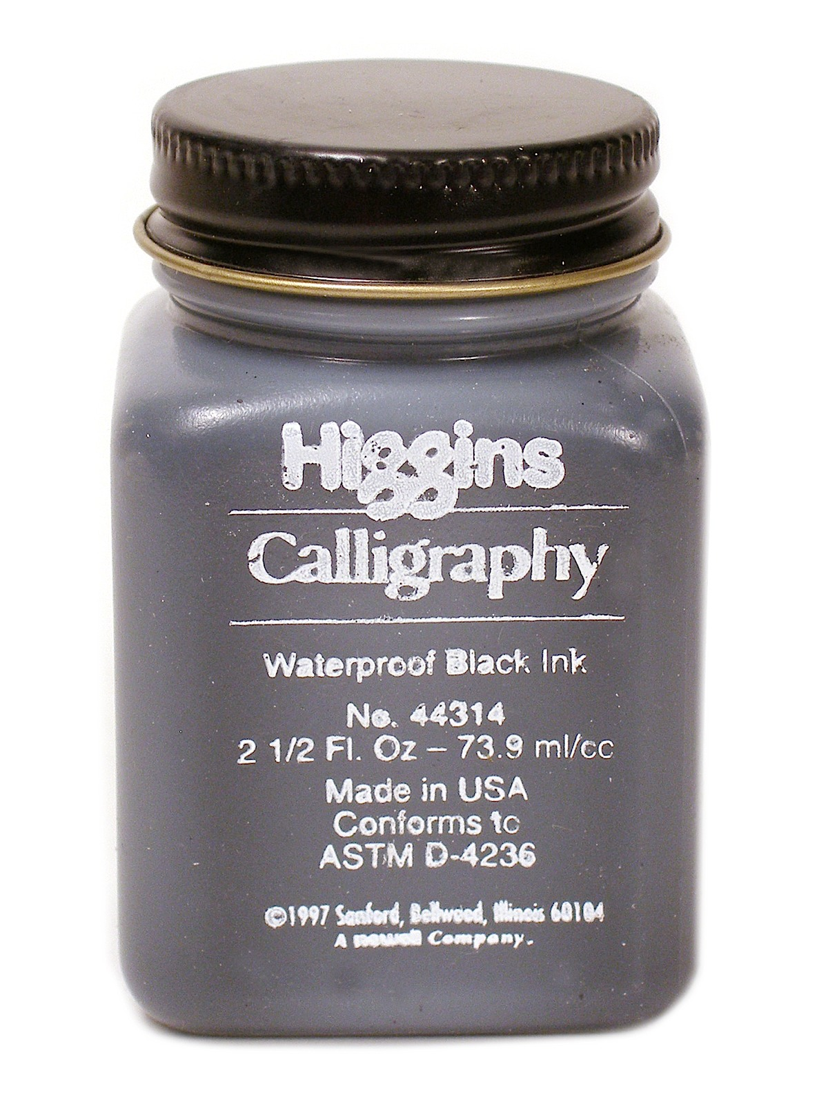 Higgins calligraphy ink misterart