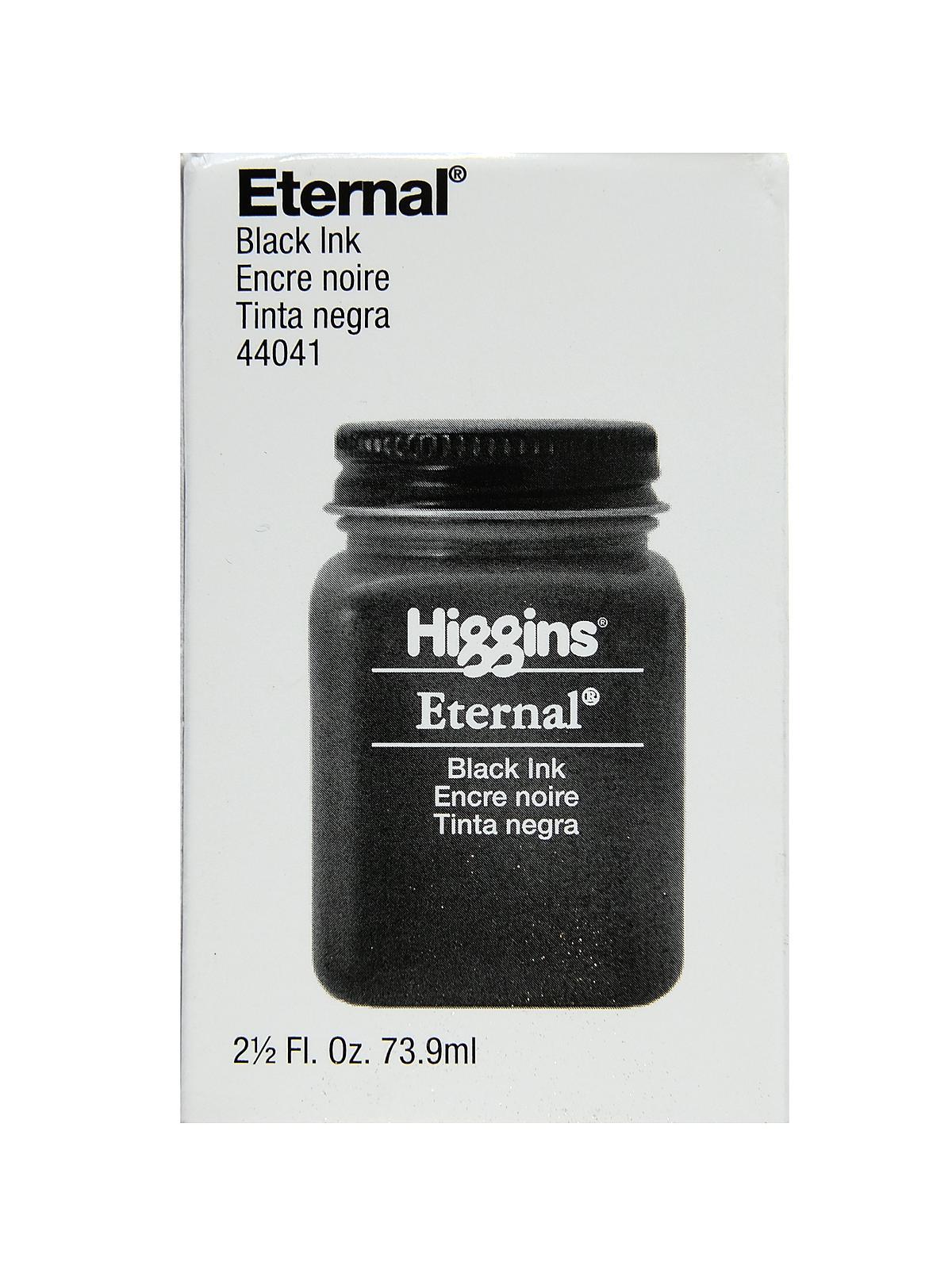 Eternal Black Writing Ink