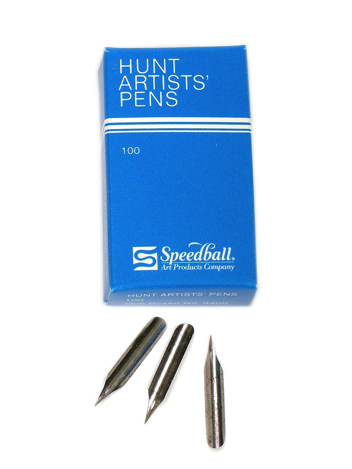 Hunt Artists' Pen Nibs--Artist No. 100
