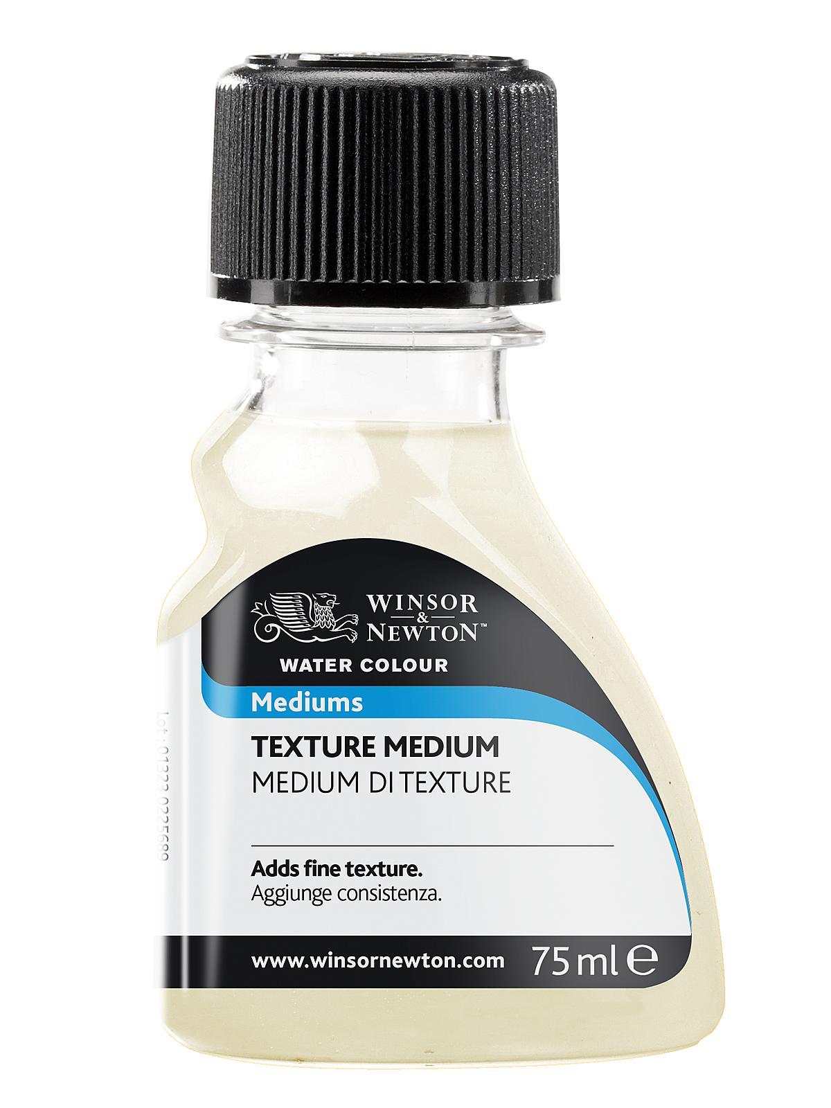 Winsor & Newton - Water Colour Texture Medium
