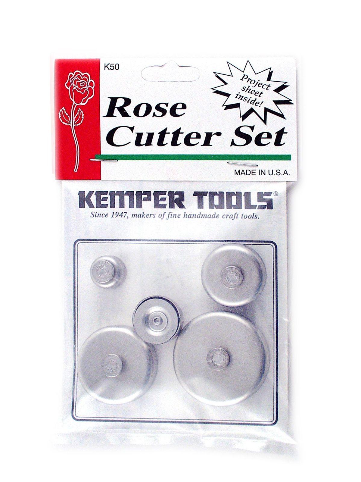 Rose Cutter Set