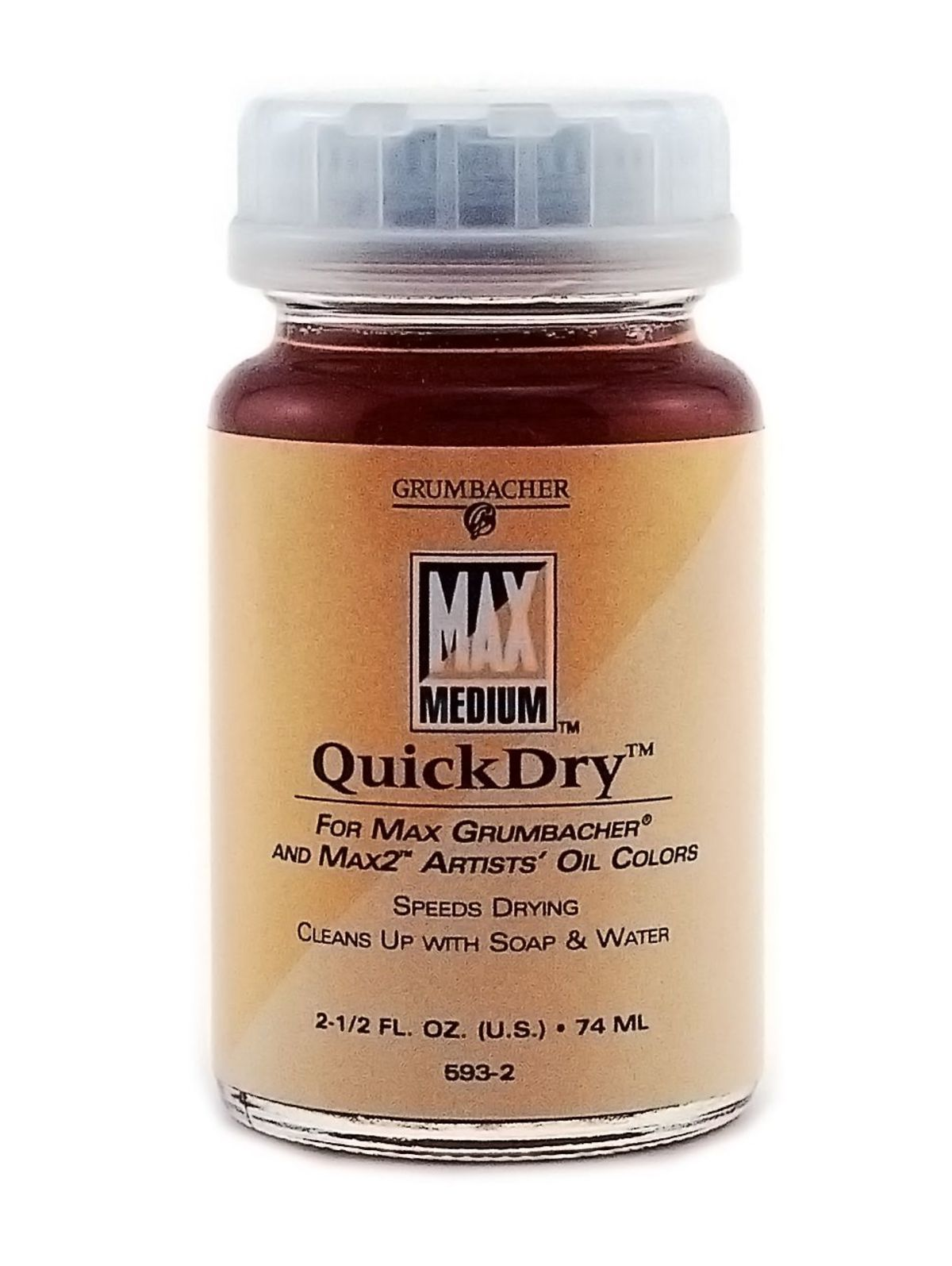 Grumbacher max quick dry medium for Fast drying craft paint