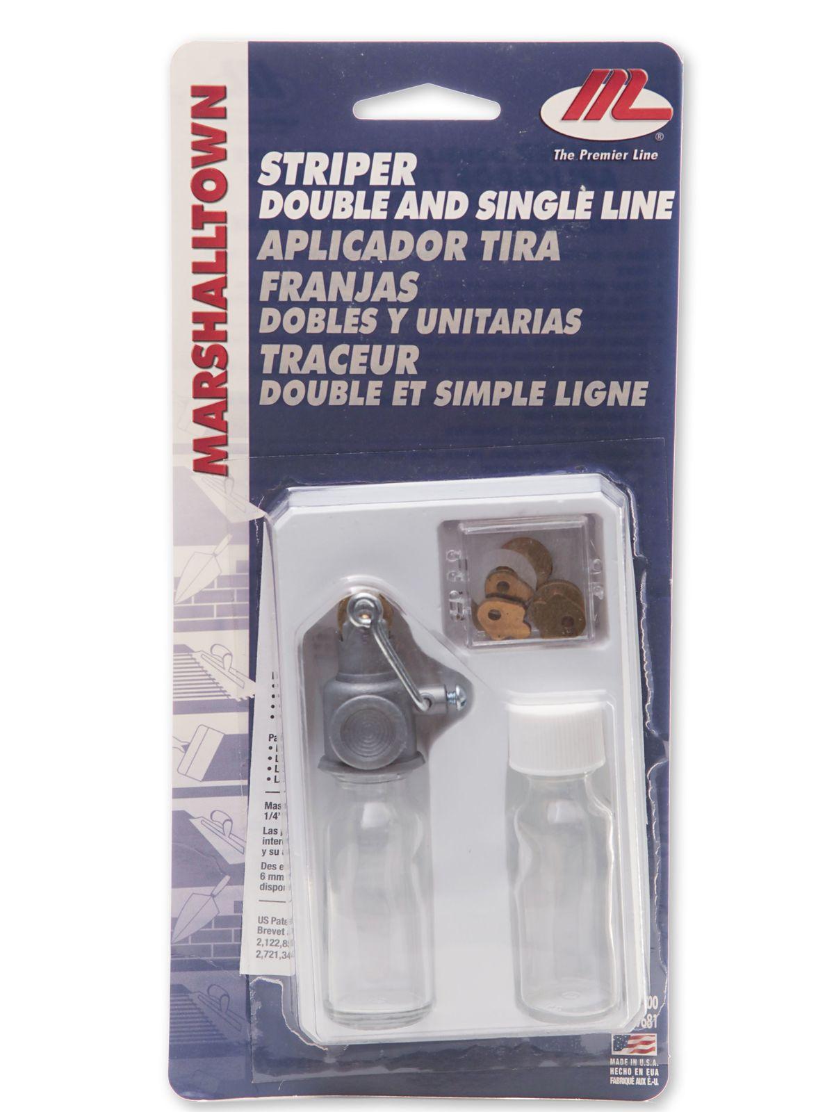 Double Line Striper Set