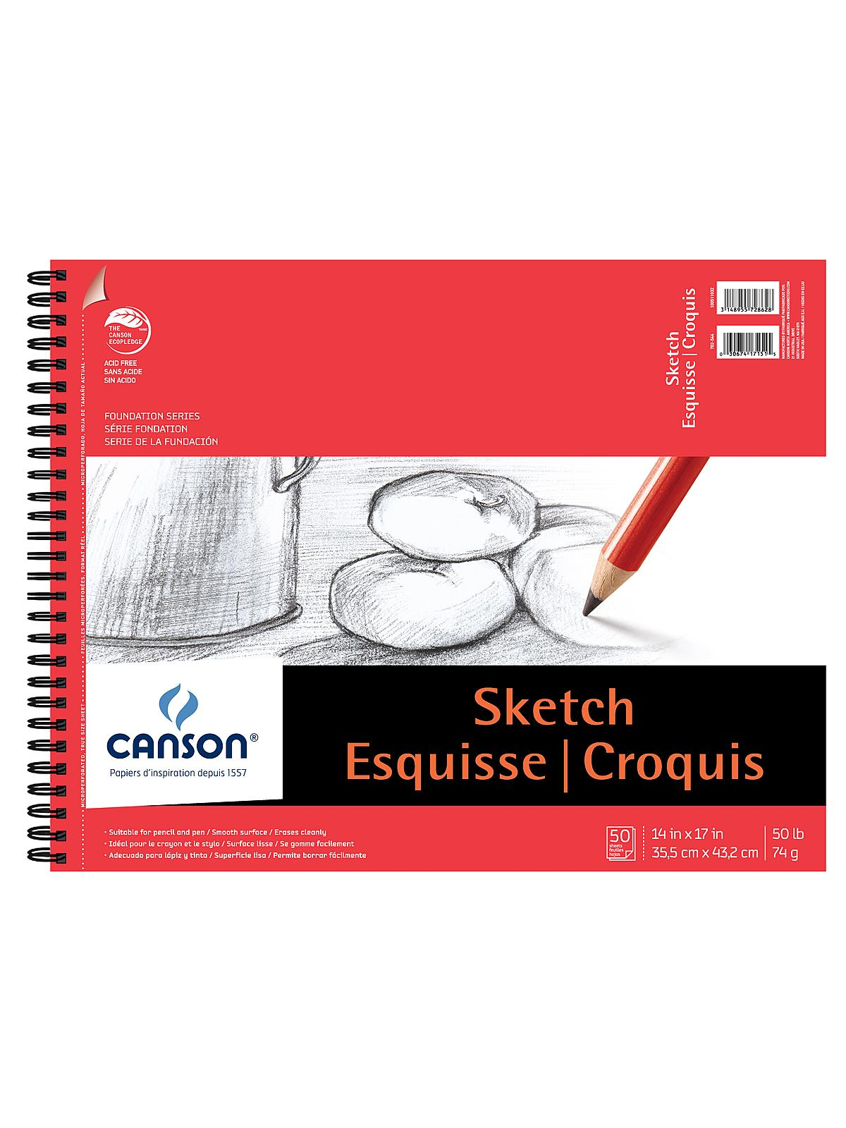 Foundation Sketch Pads