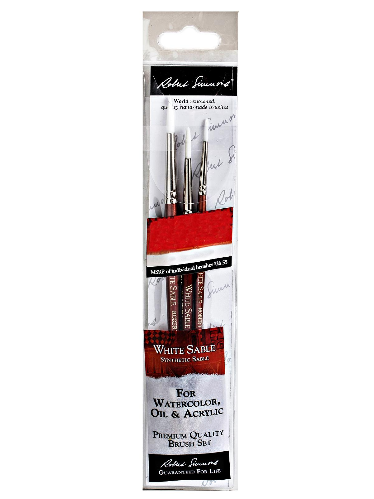 WSS-3 Brush Set