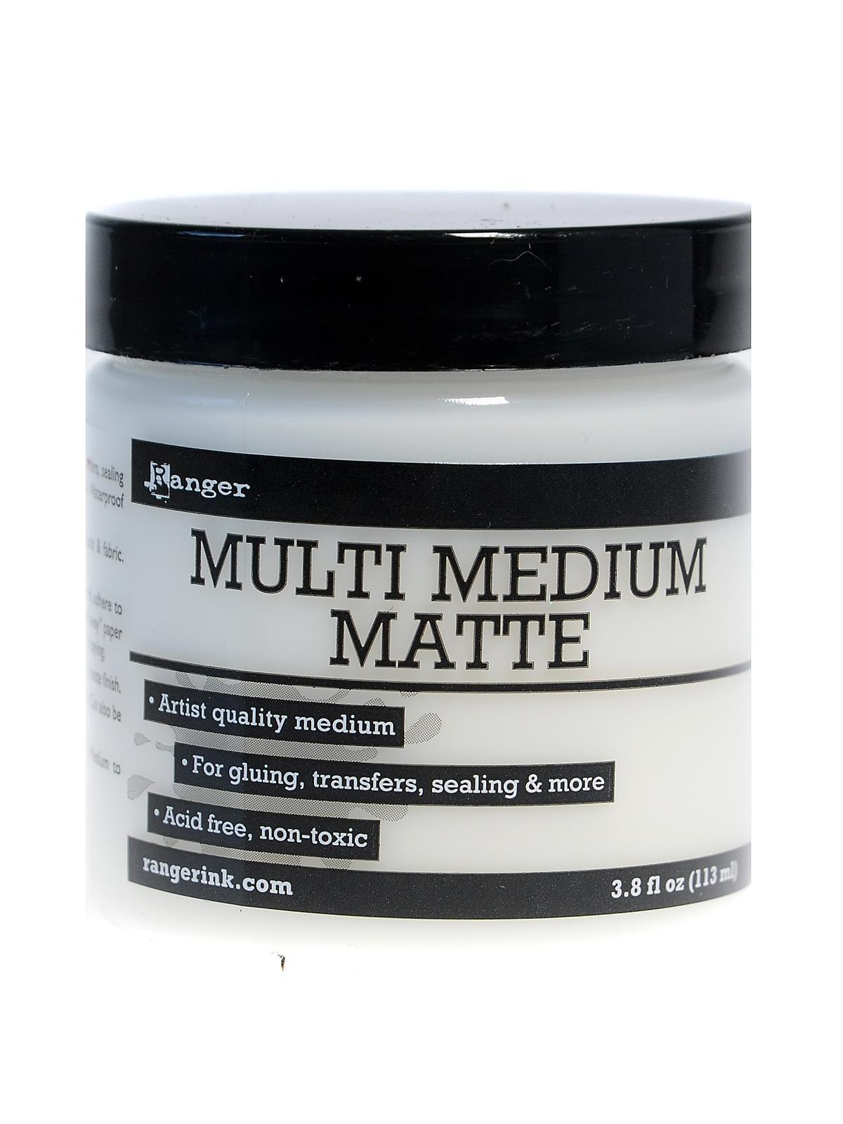Multi Medium Matte