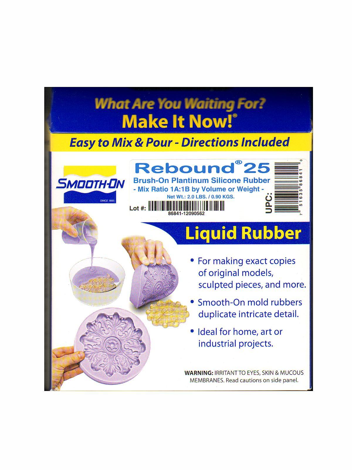 Rebound 25 Silcone