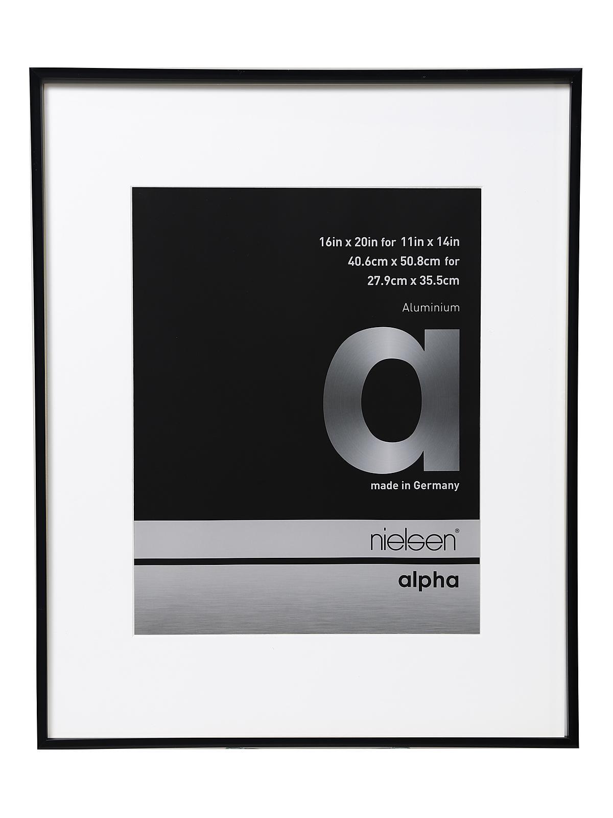 Alpha Aluminum Frames