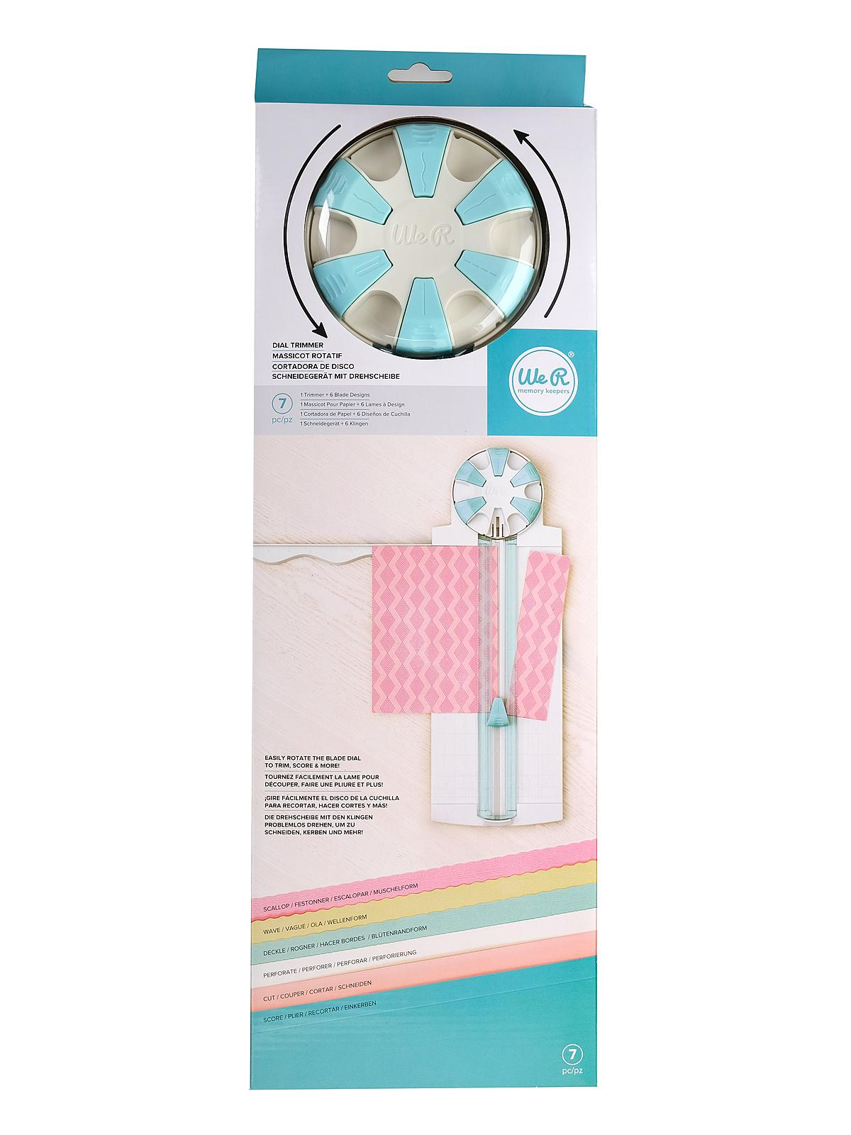 We R Memory Keepers - Dial Trimmer