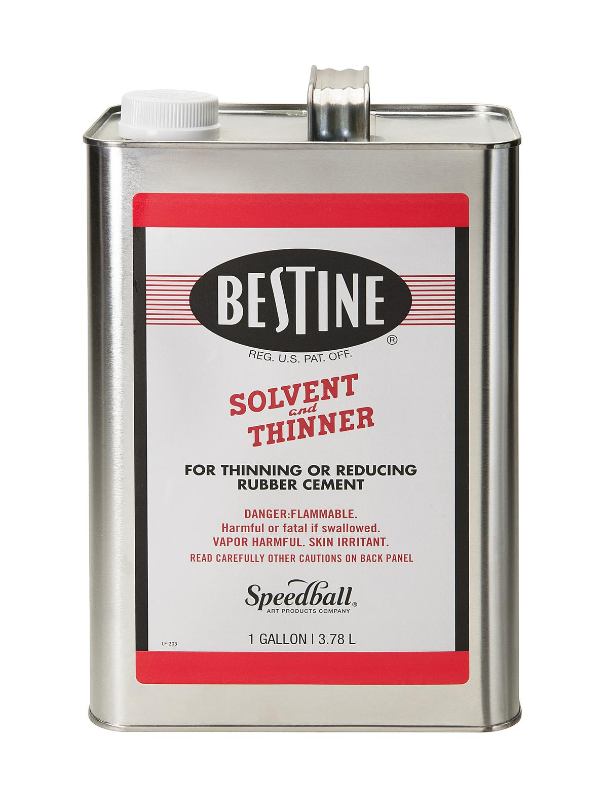 Bestine - Solvent and Thinner