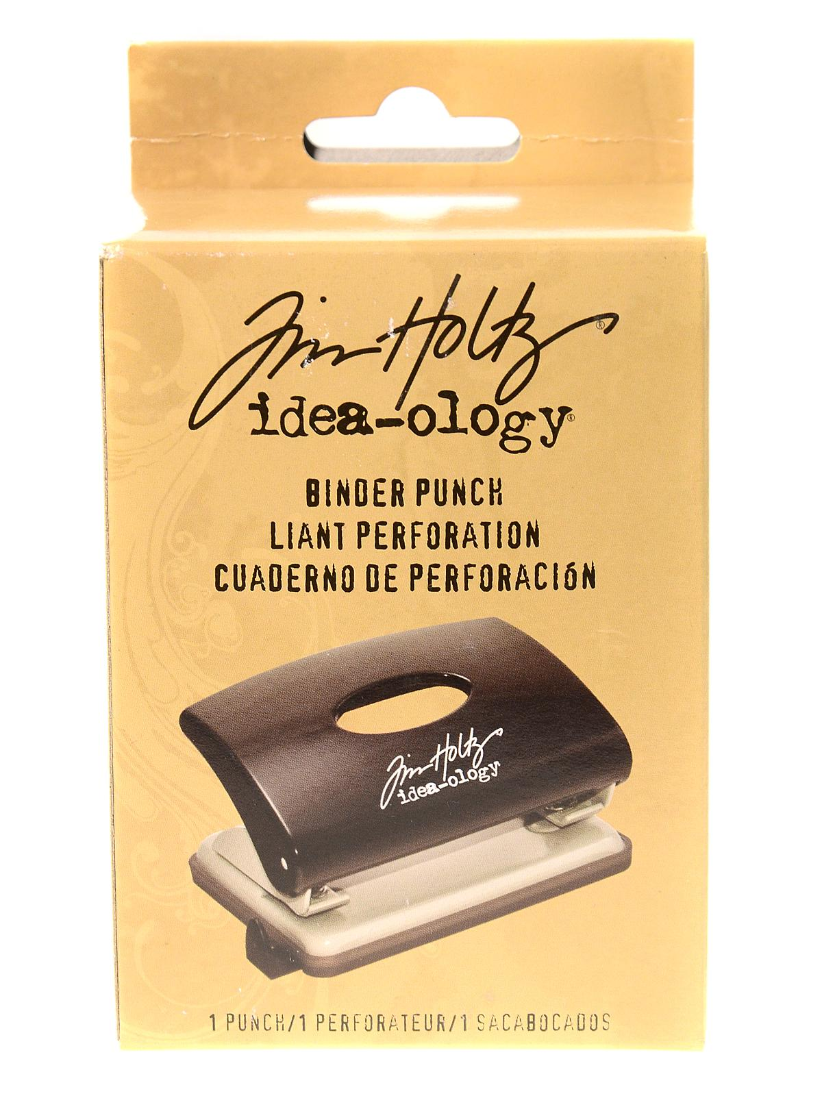 Idea-ology Binder Punch