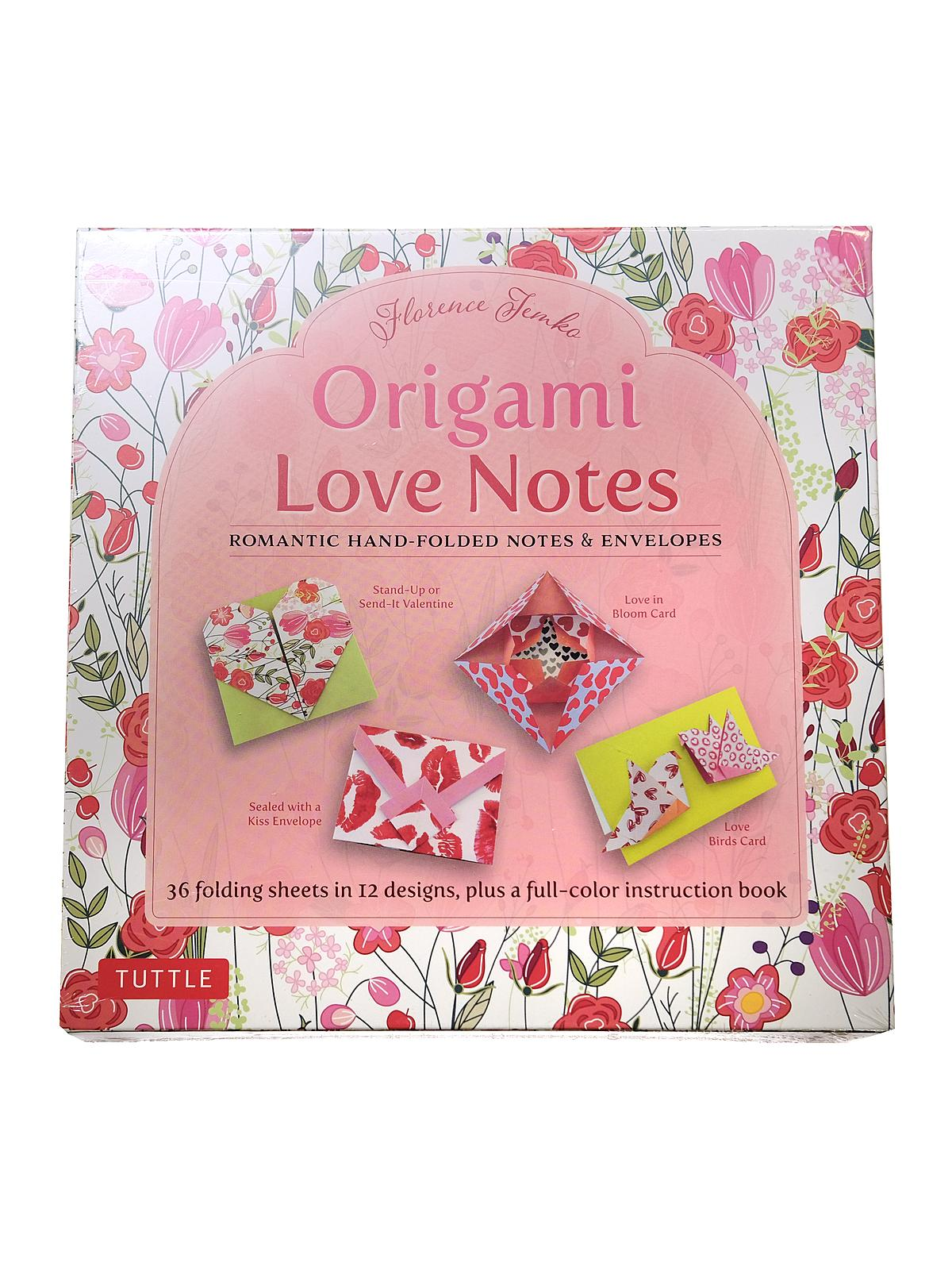 Origami Love Notes Kit