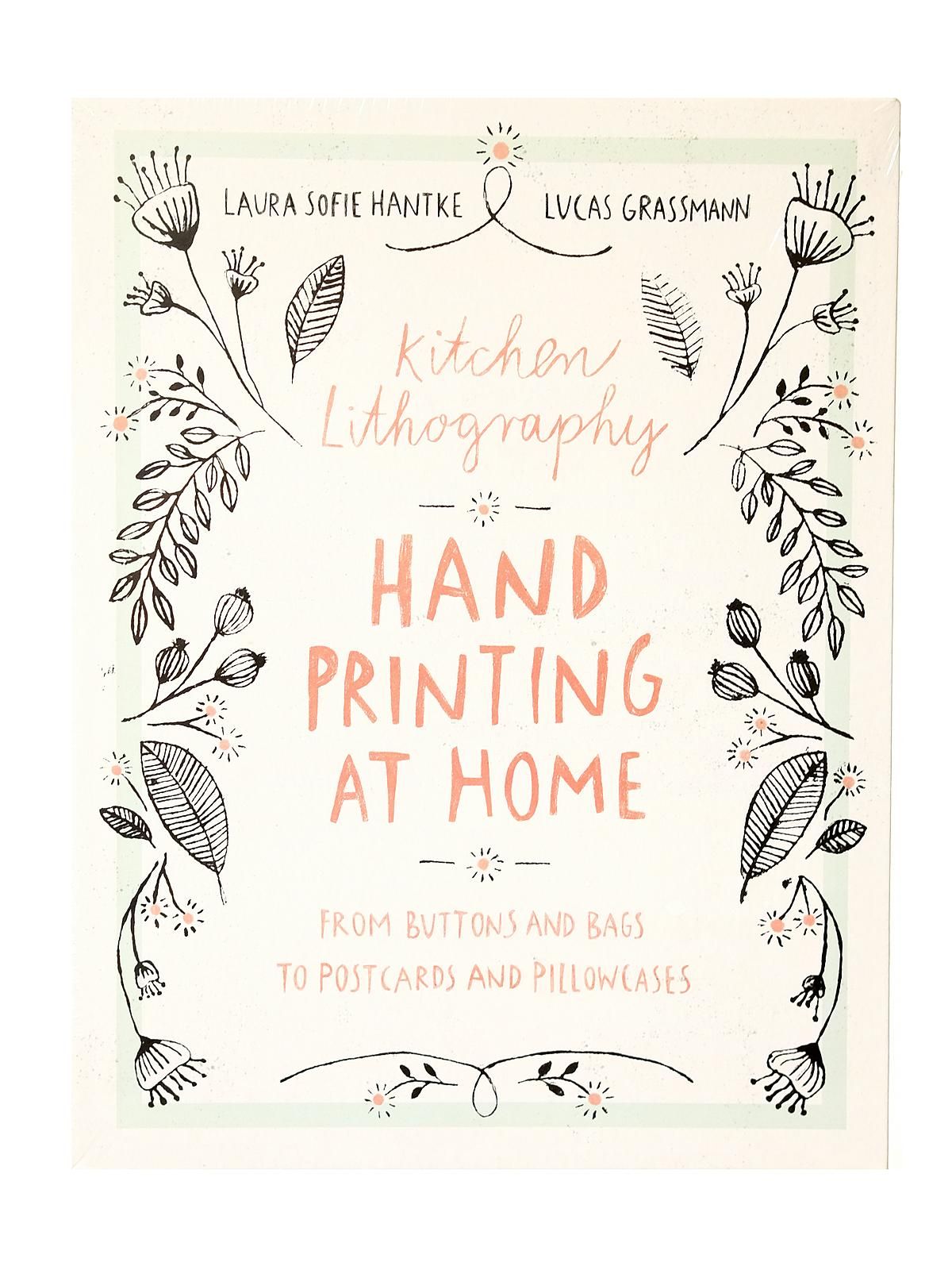 Kitchen Lithography: Hand Printing at Home