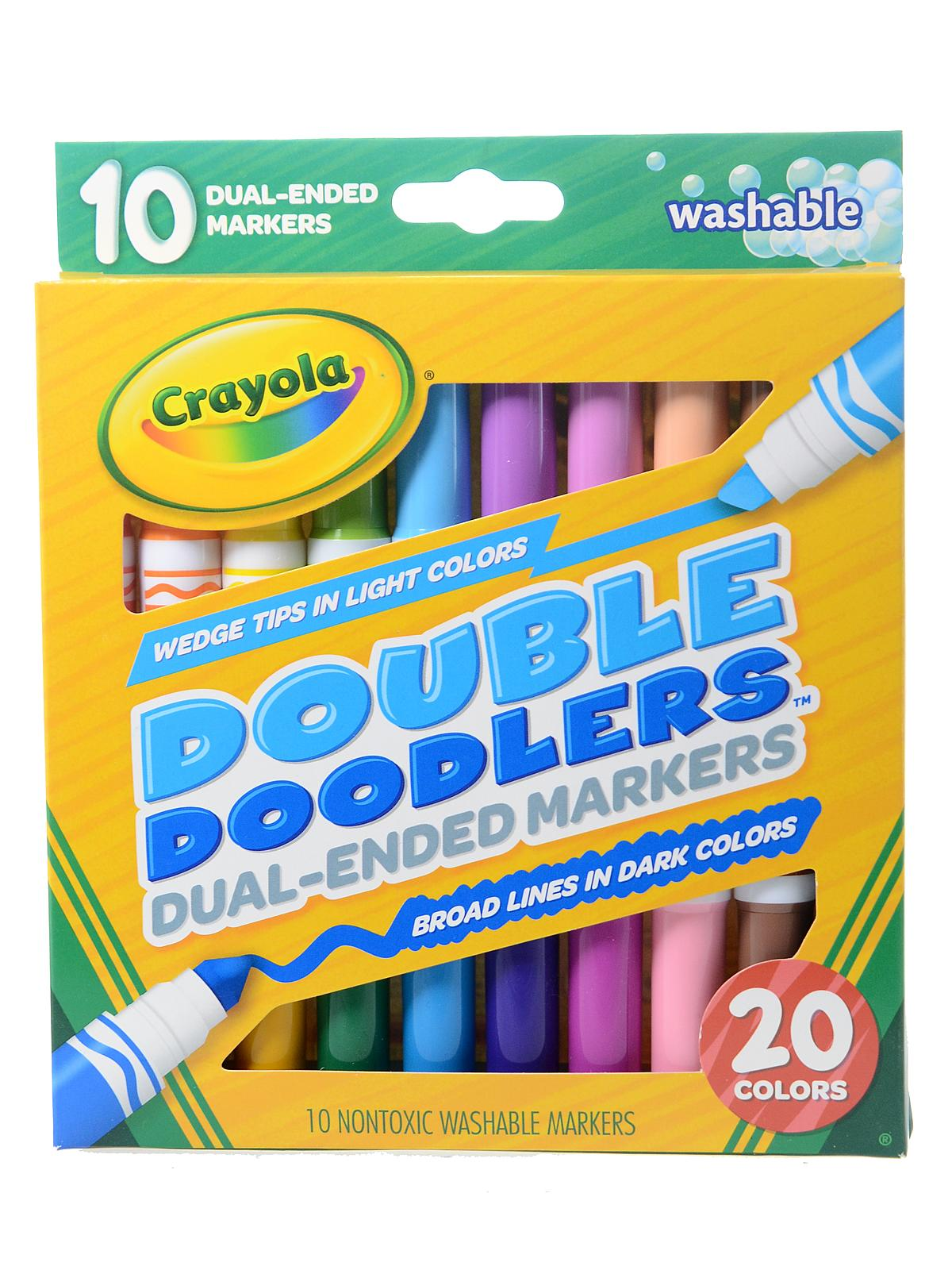 Double Doodlers Markers