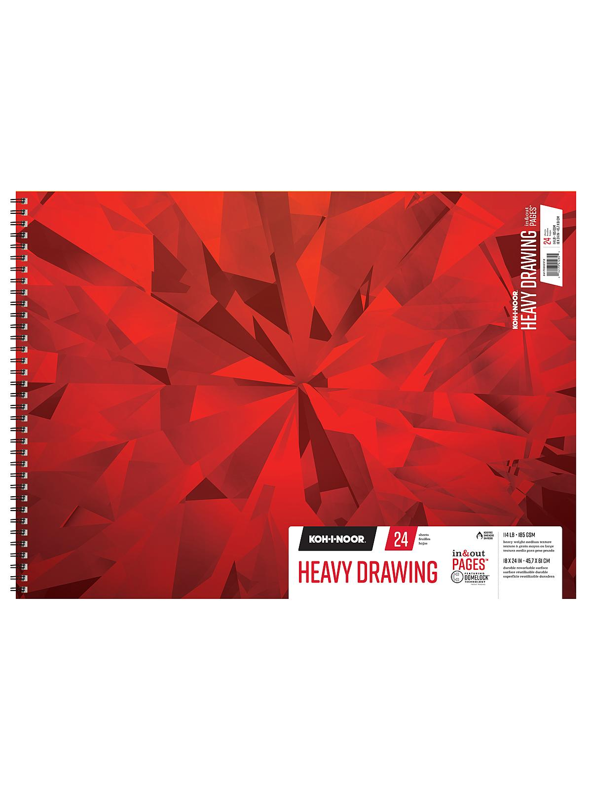 Heavy Drawing Pads