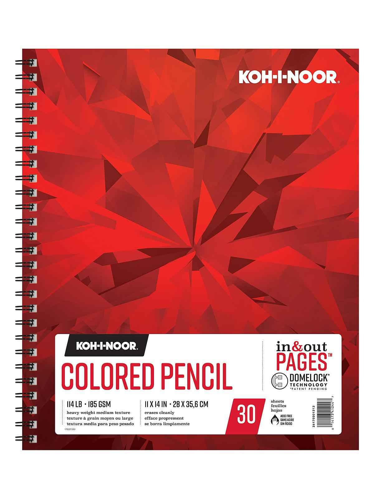 Colored Pencil Pads