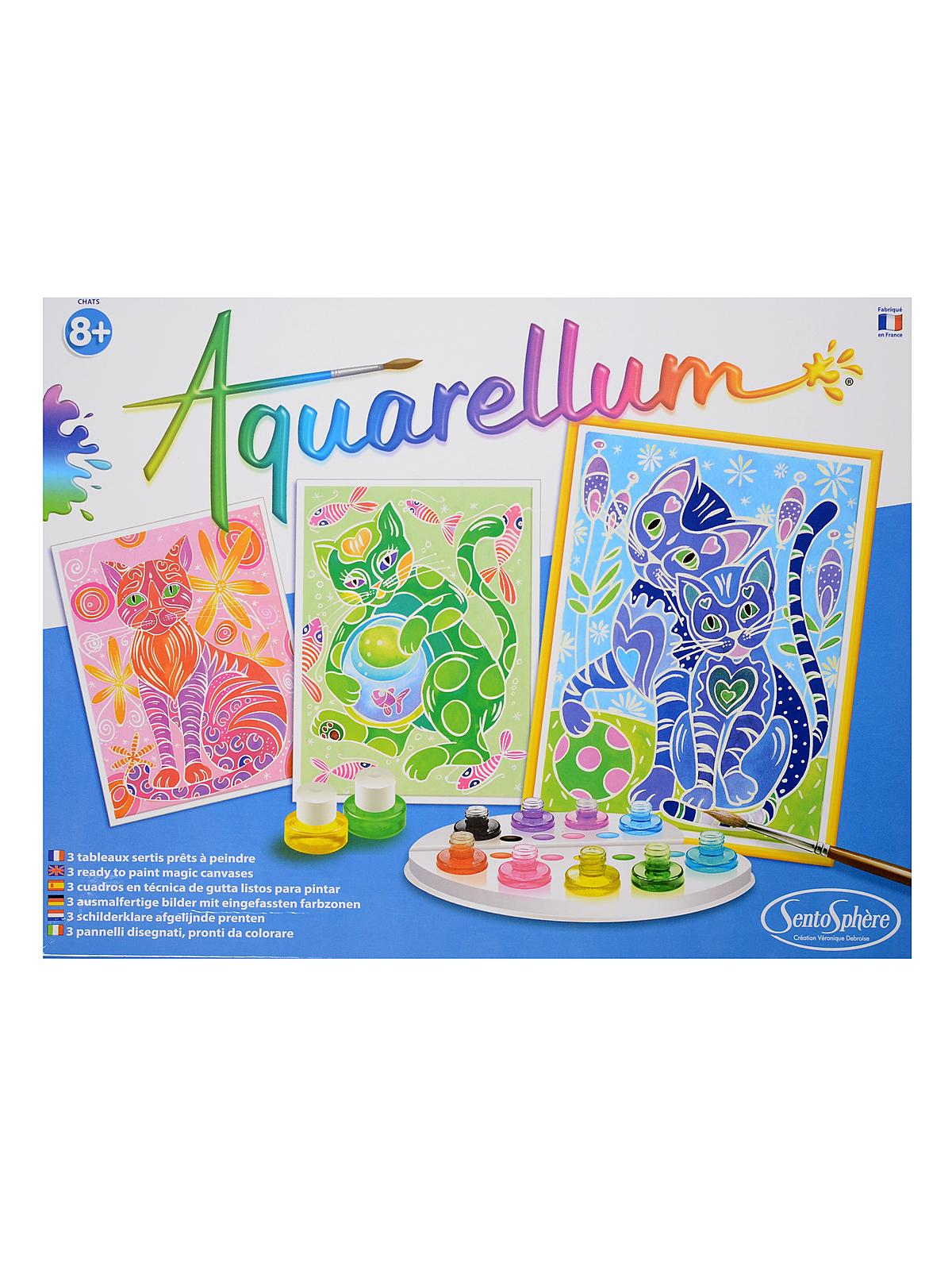 Aquarellum Large Sets