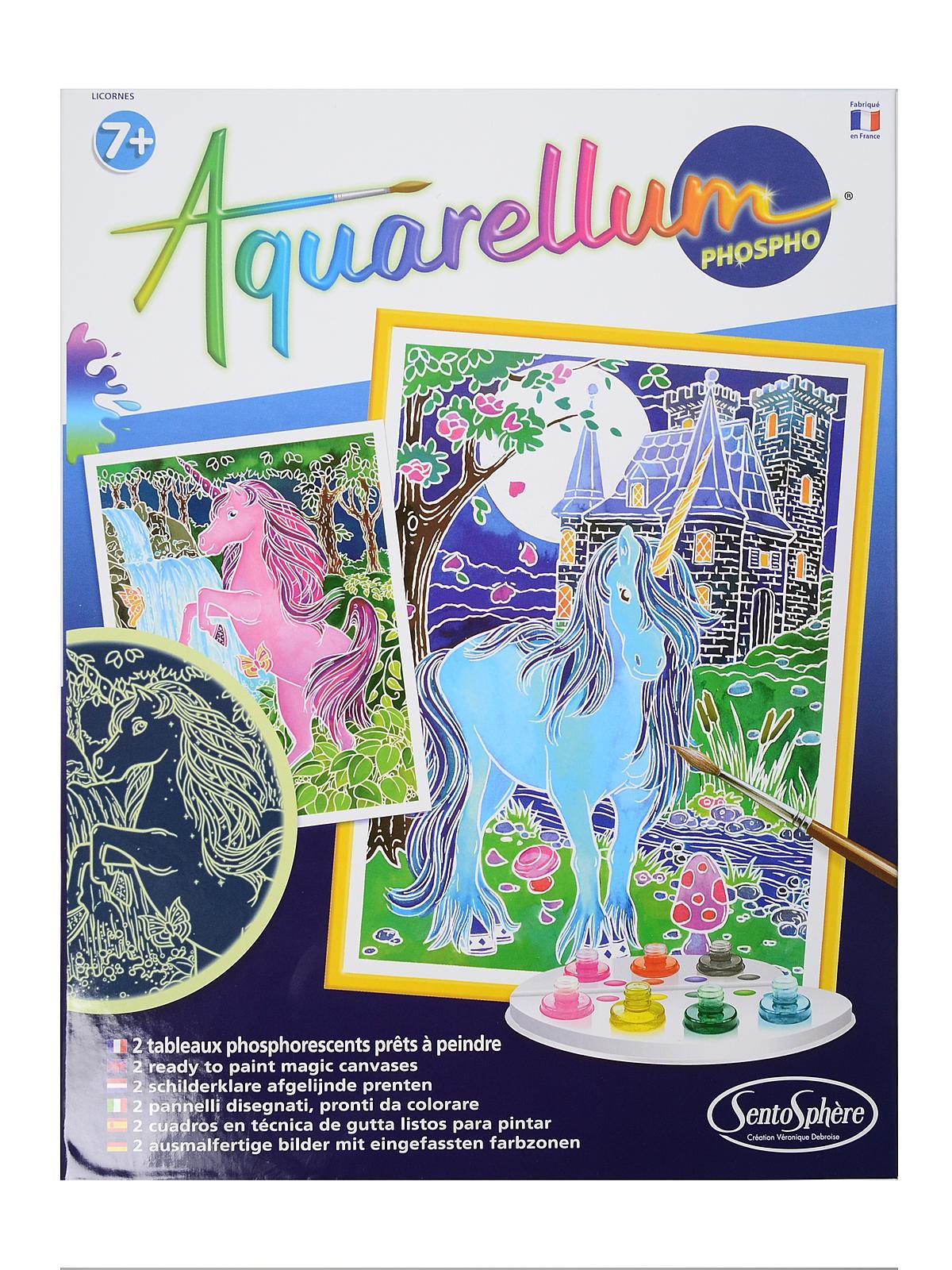 Aquarellum Phospho Kits