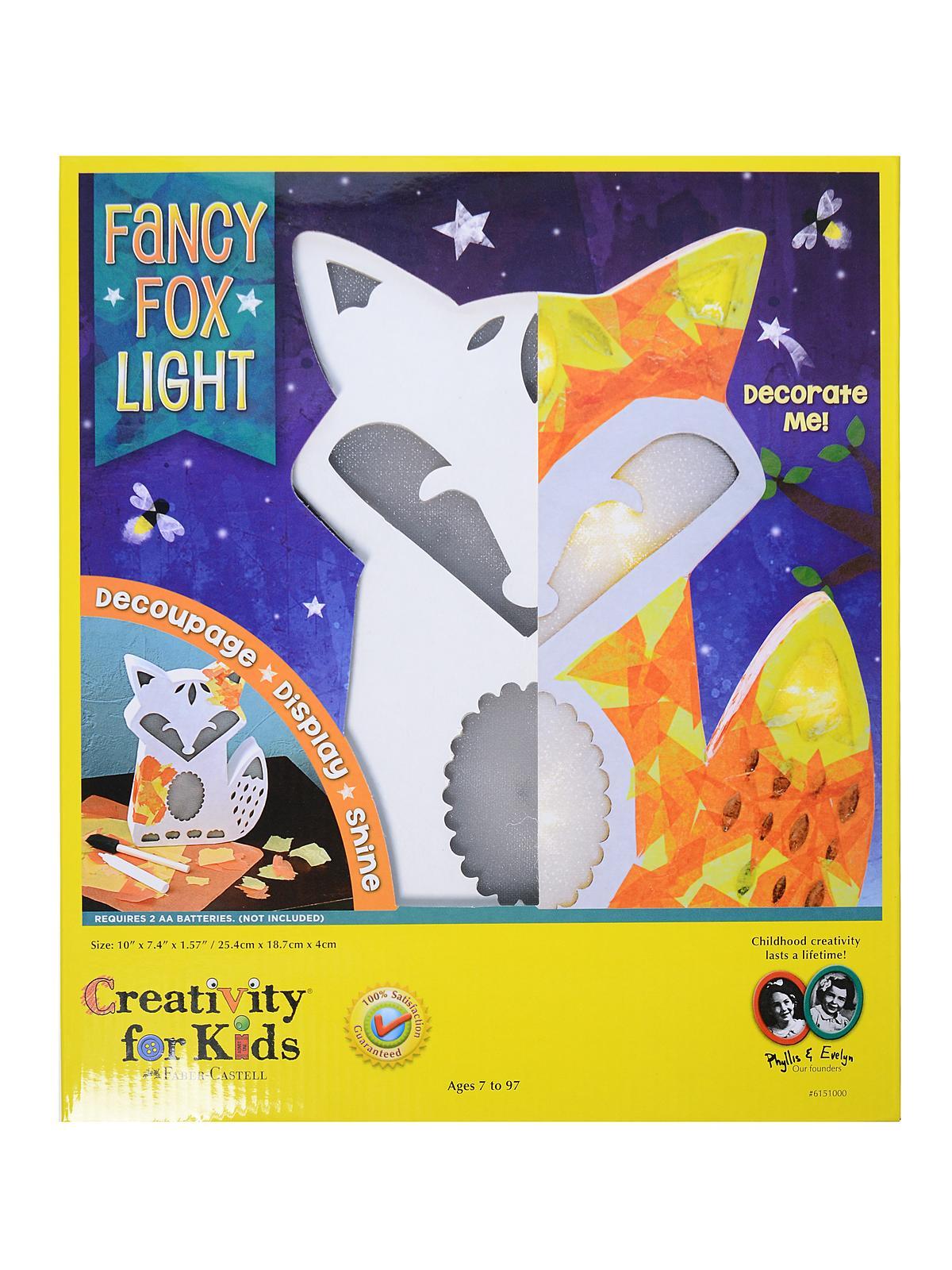 Fancy Fox Light