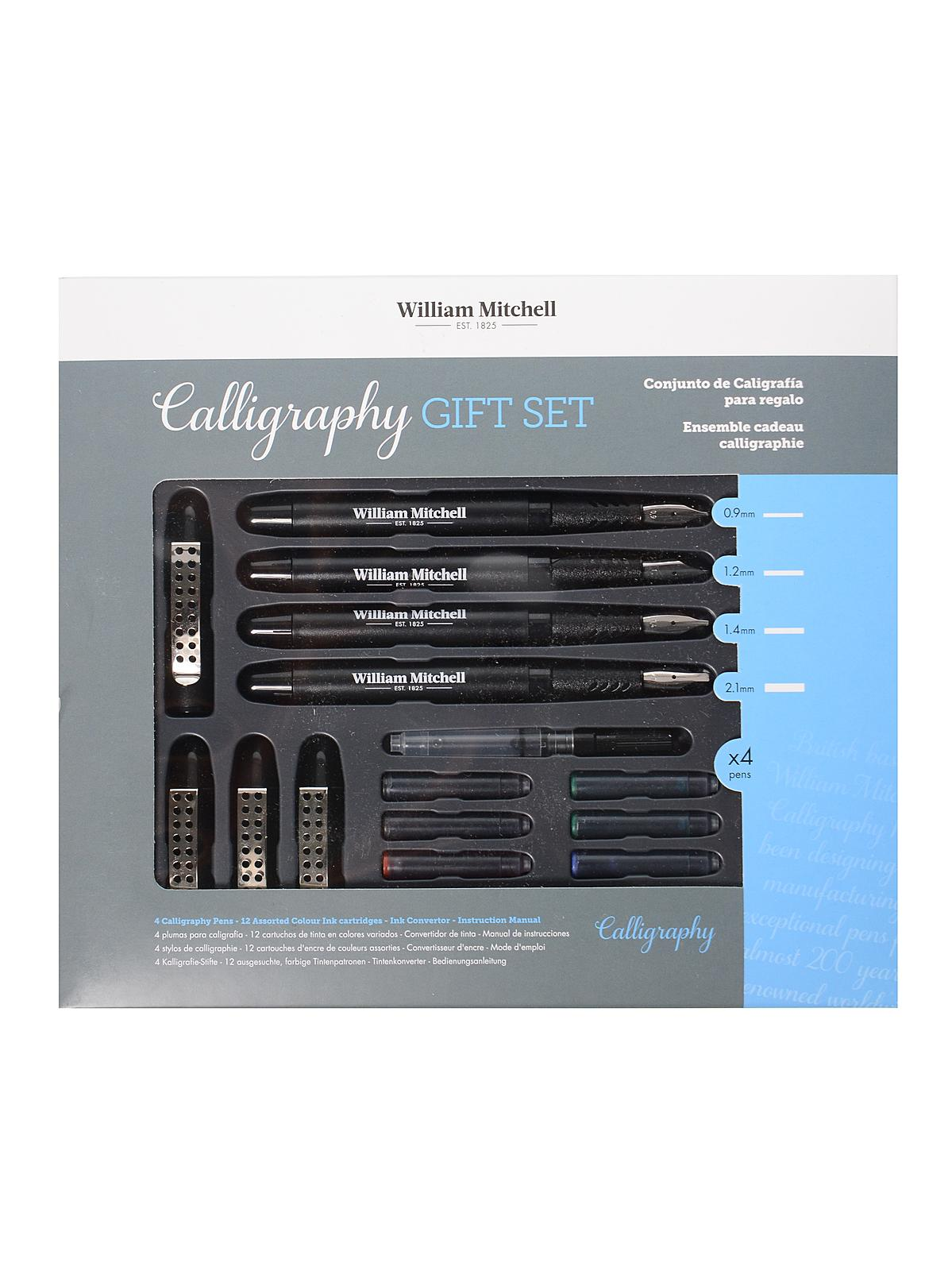 Caligraphy Gift Set
