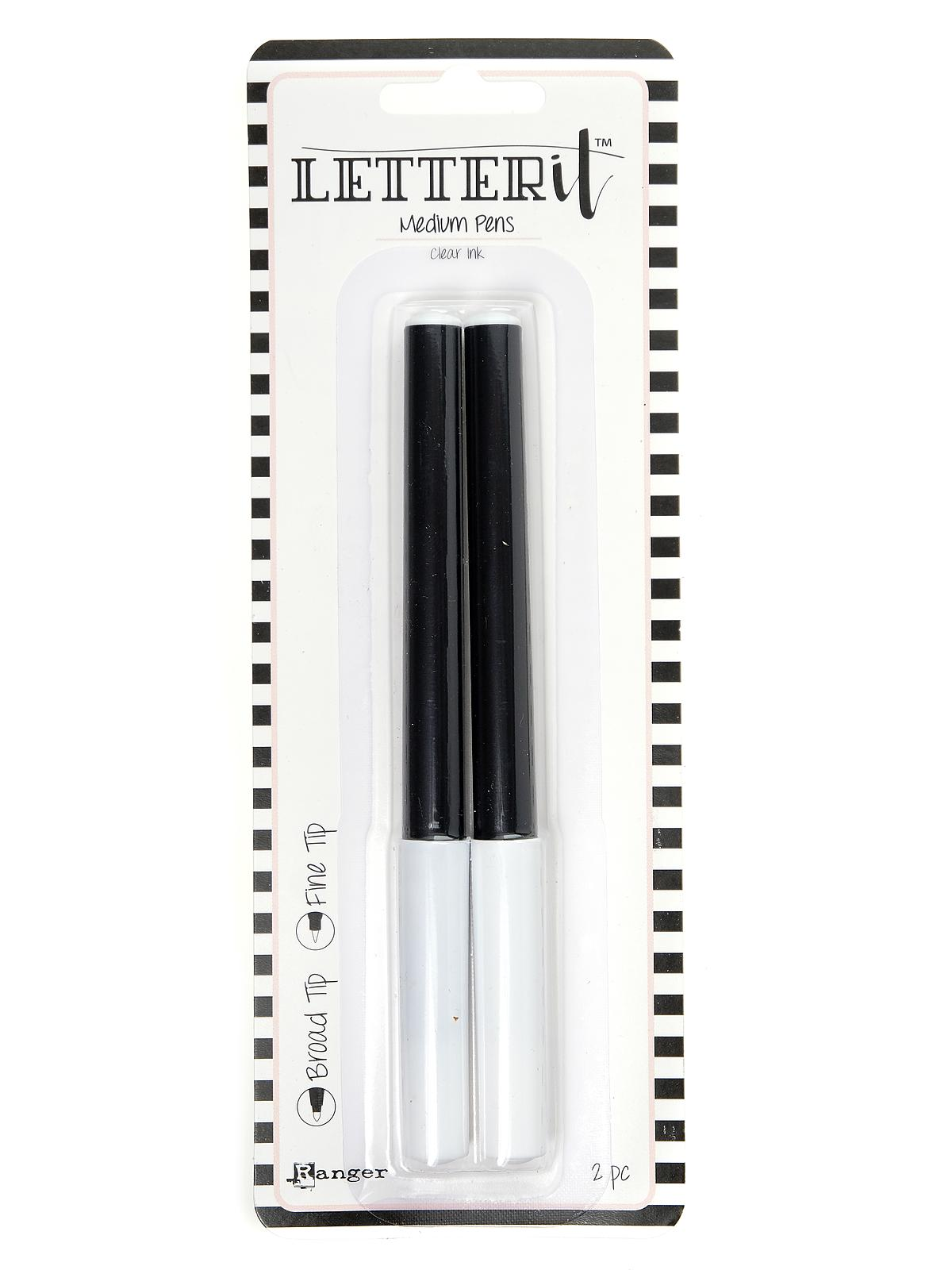 Letter It Medium Pens