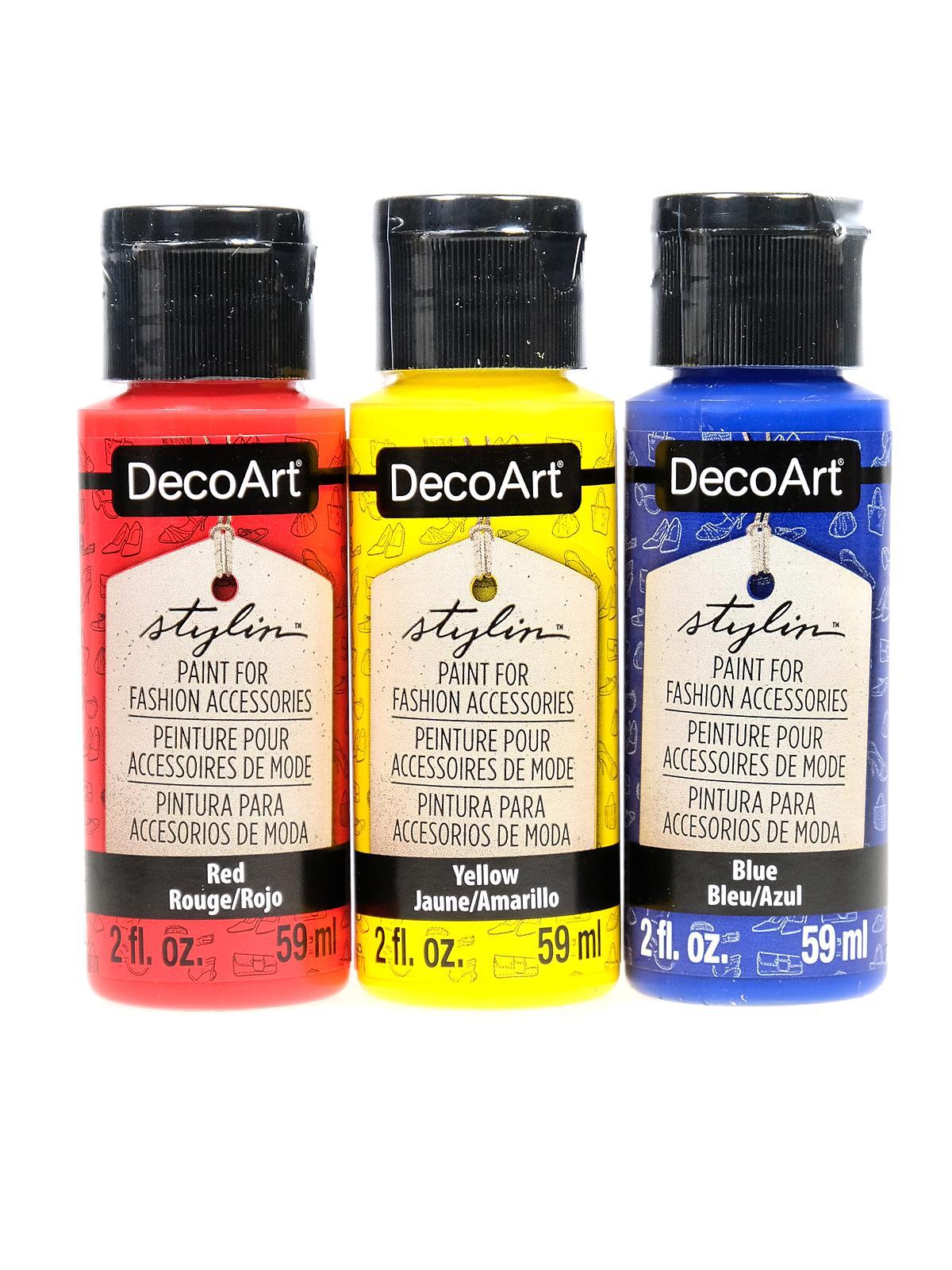 DecoArt - Stylin Paint