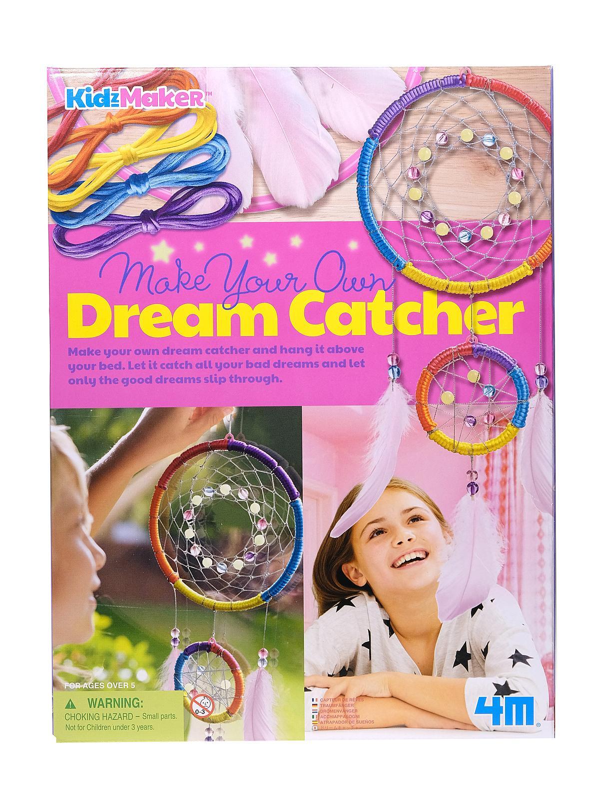 KidzMaker Make Your Own Dream Catcher