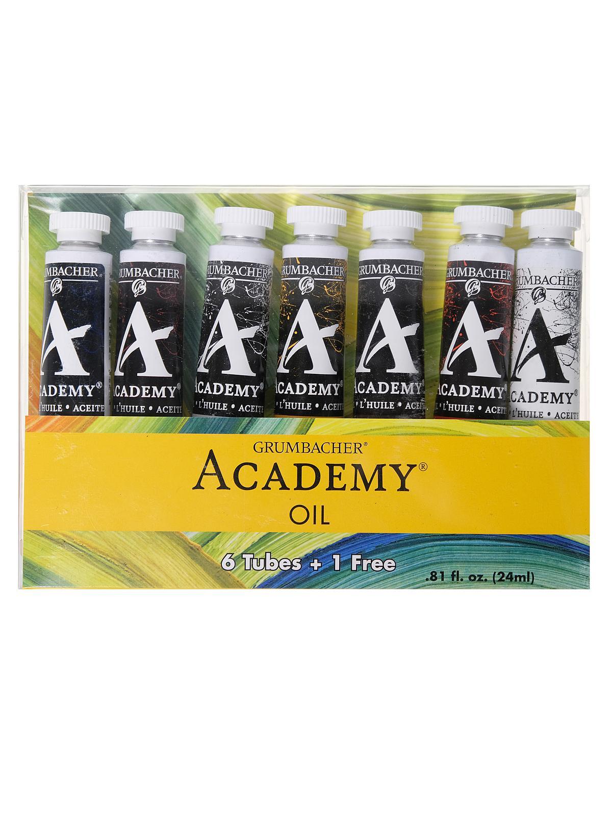 Academy Oil Bonus Set