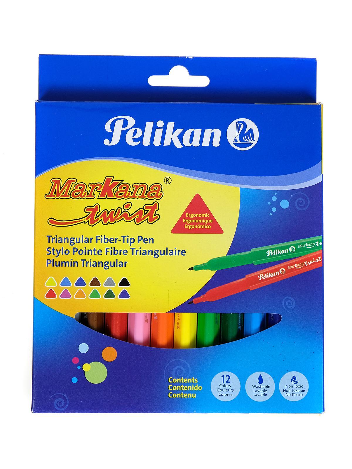 Markana Twist Marker Set