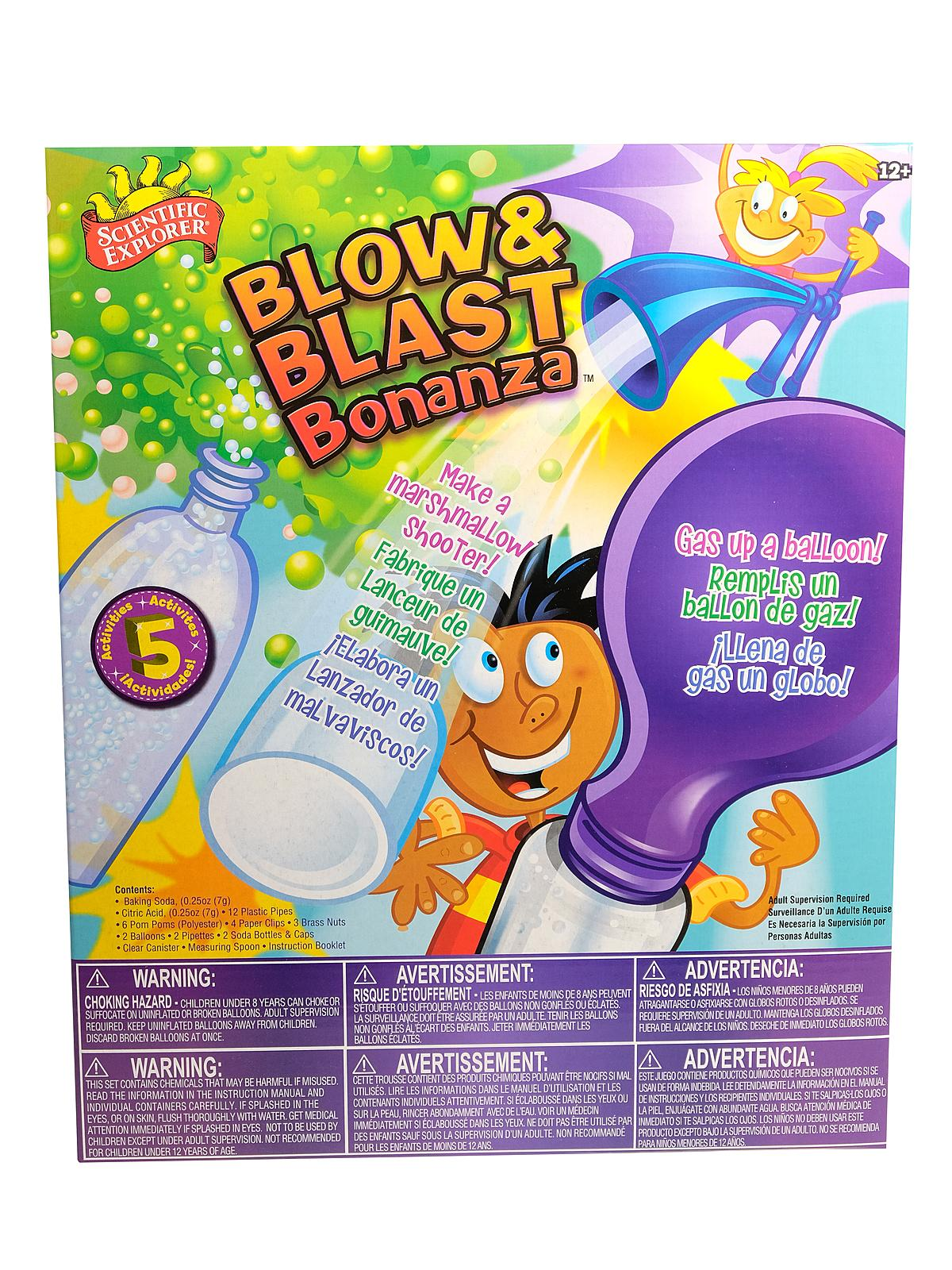 Blow & Blast Bonanza
