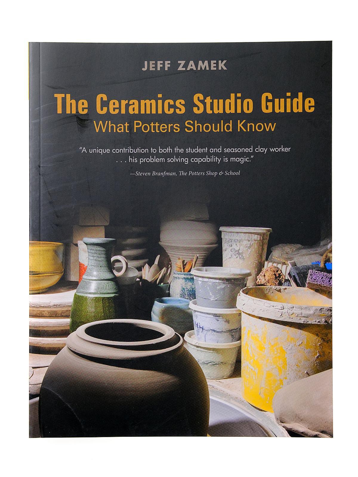The Ceramic Studio Guide