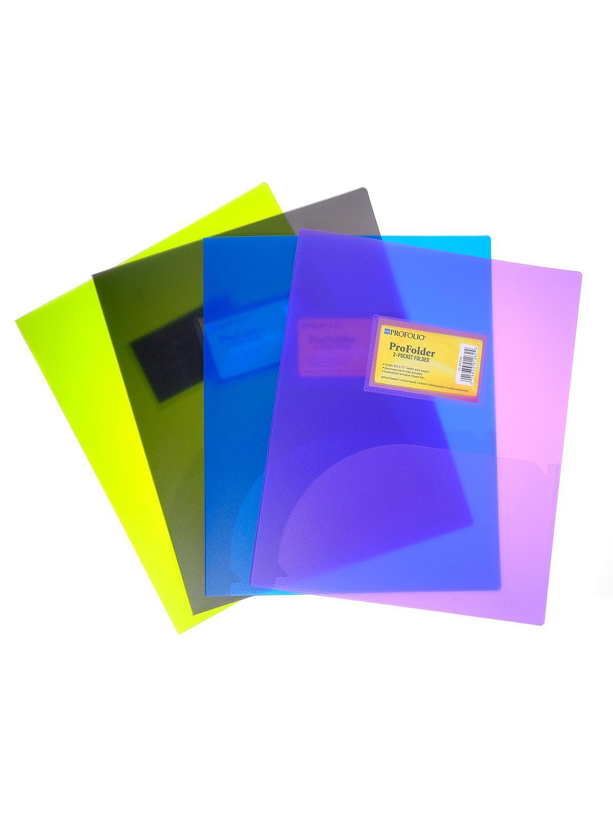 ProFolder 2-Pocket Folder