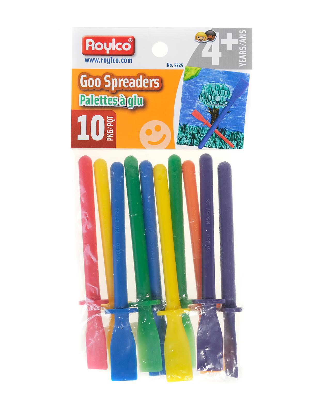 Goo Spreaders