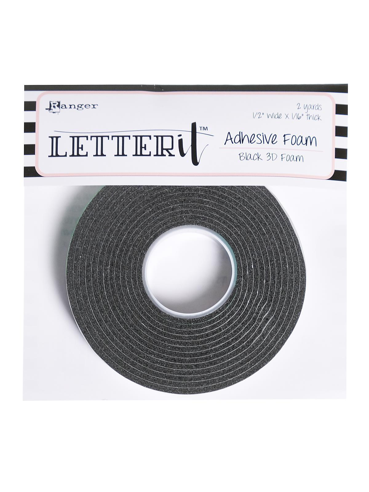 Letter It Adhesive Foam