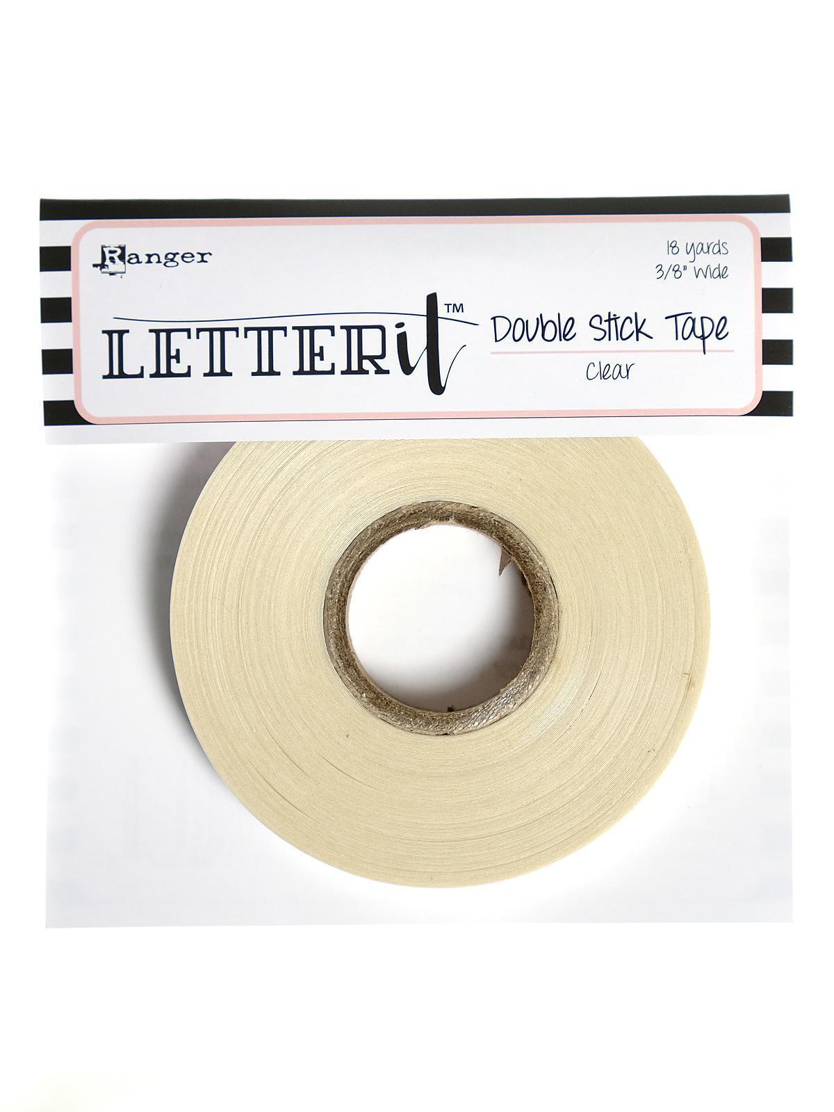Letter It Double Stick Tape