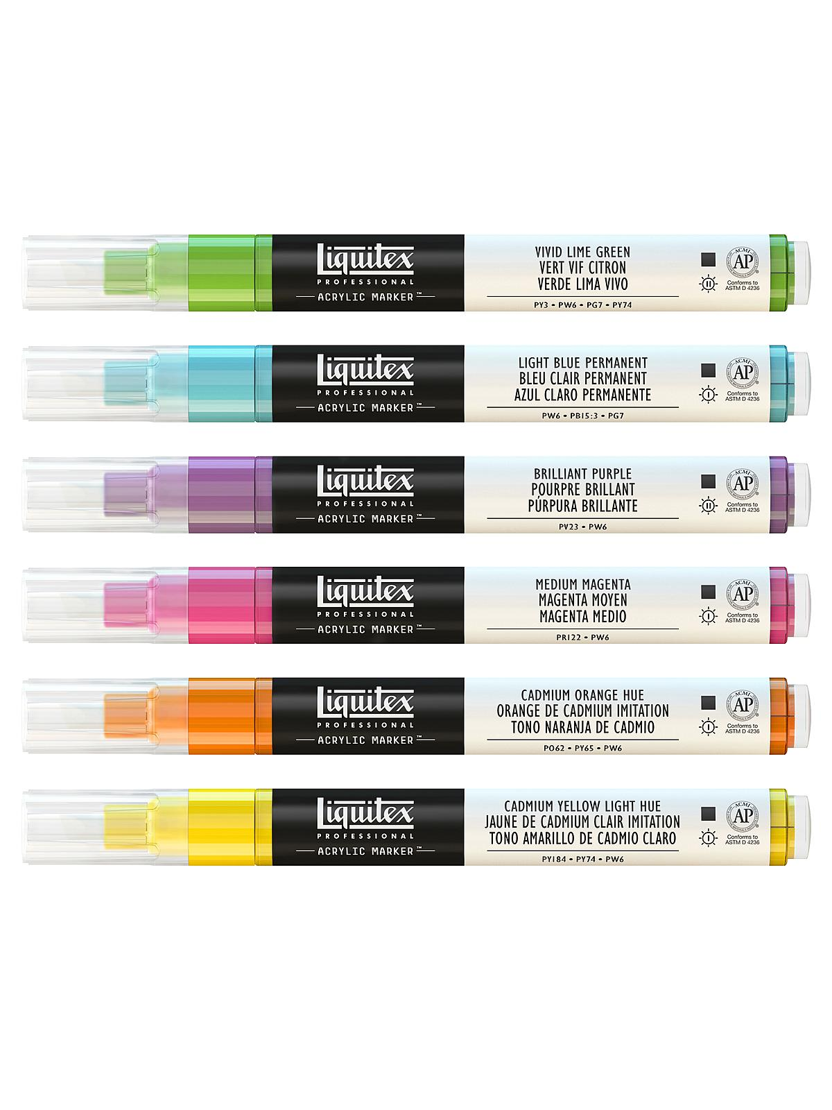 Professional Paint Marker Sets
