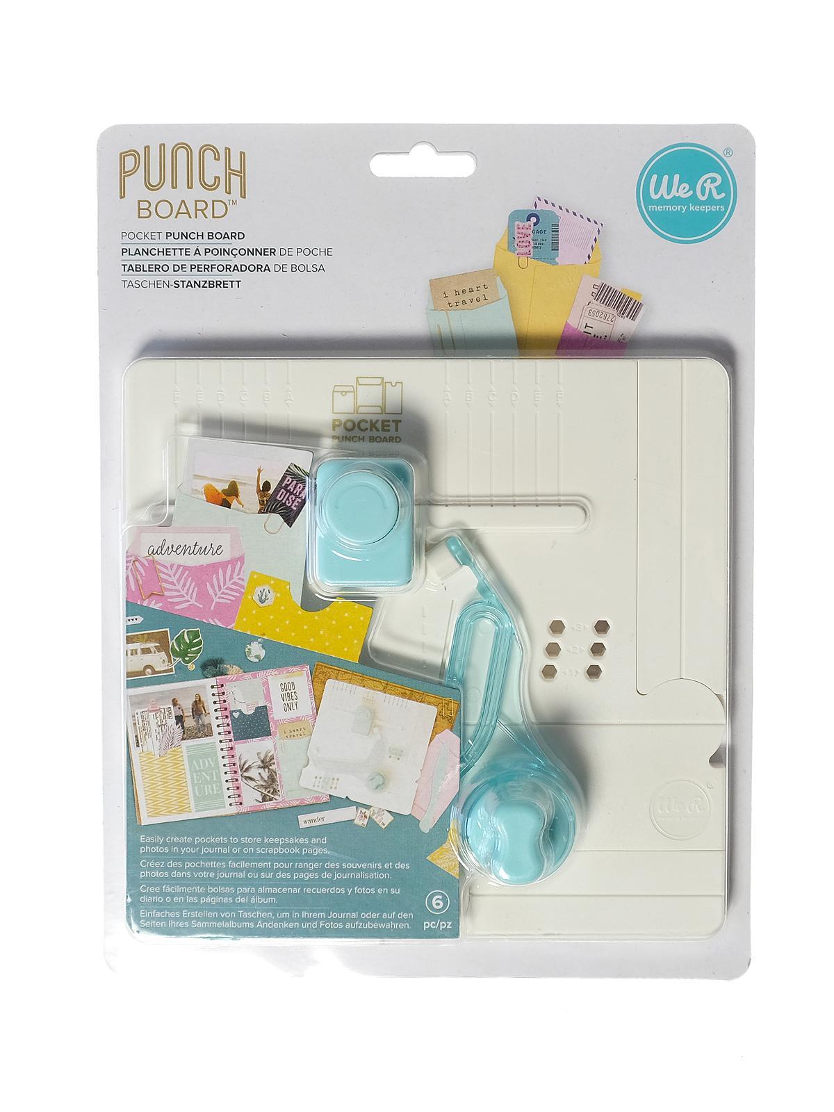 Pocket Punch Board