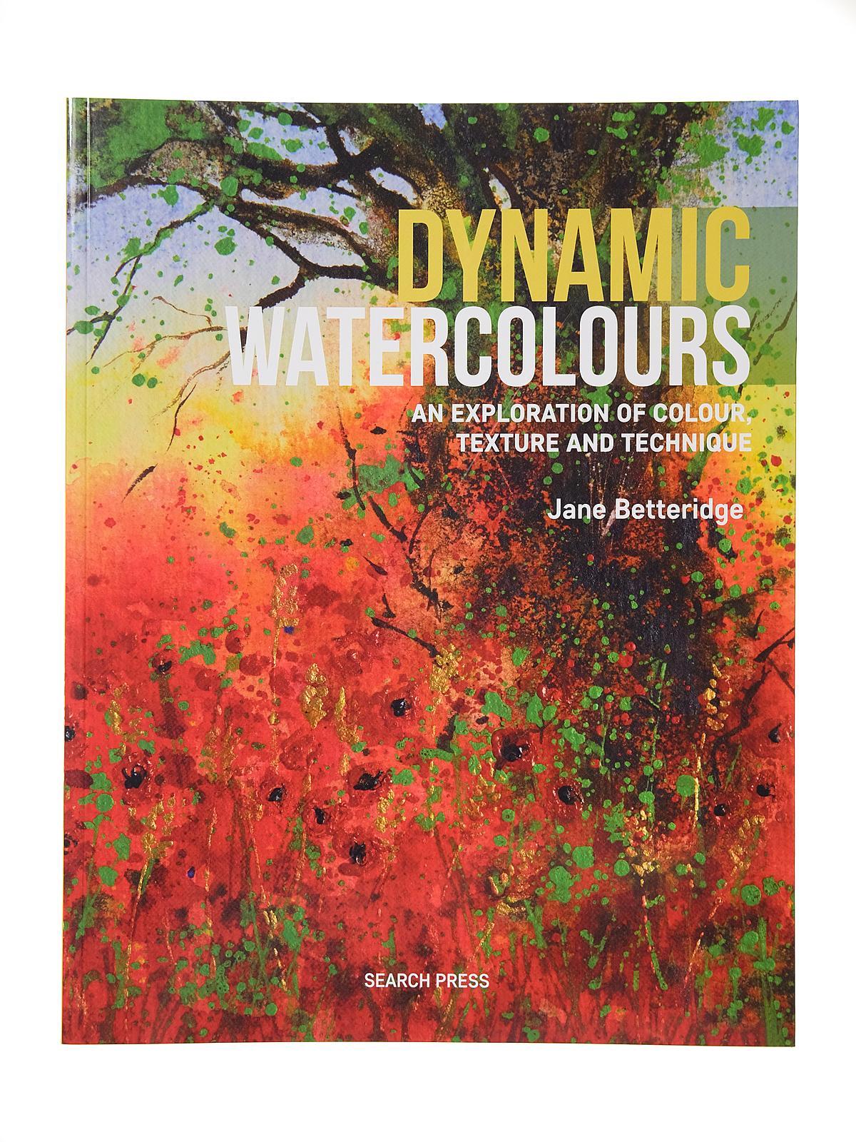 Search Press - Dynamic Watercolours