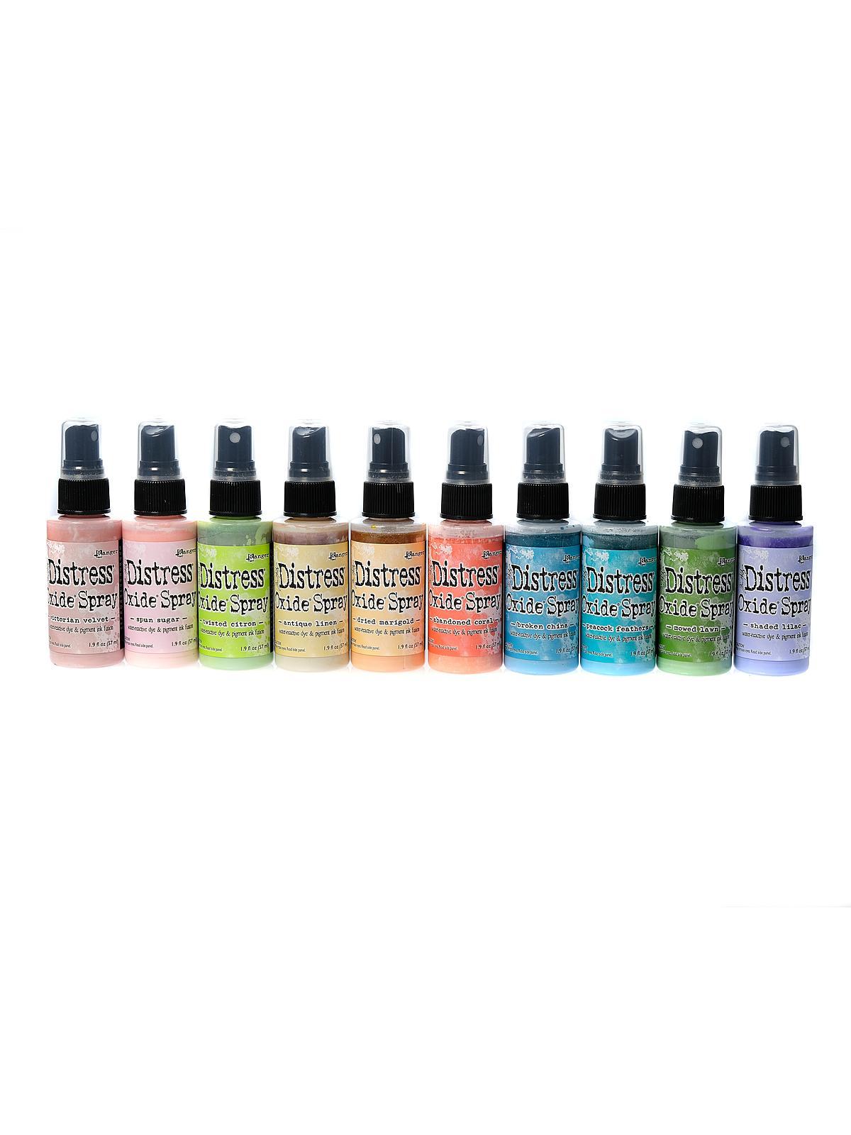 Tim Holtz Distress Oxide Sprays
