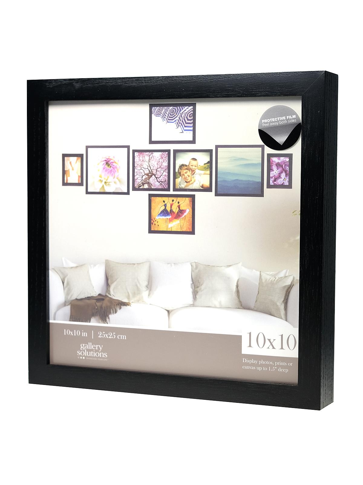 Gallery Solutions Wood Gallery Frames