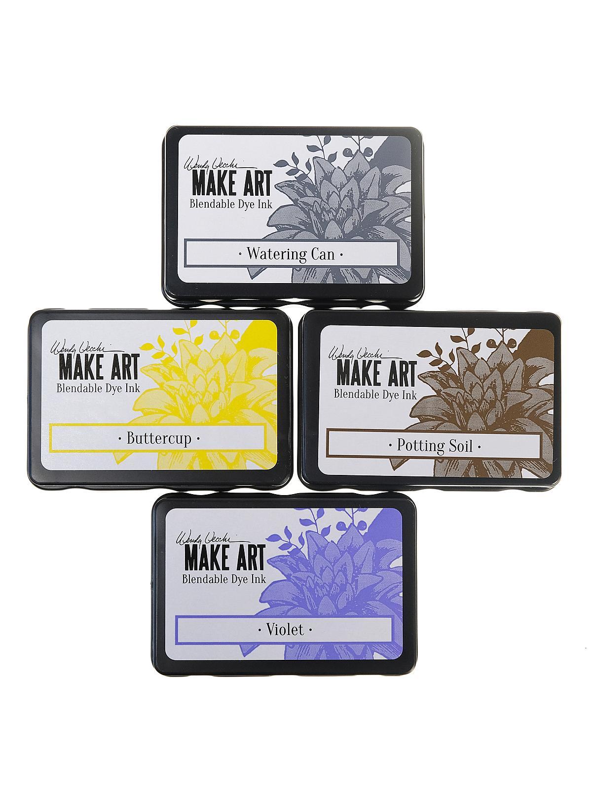 Wendy Vecchi MAKE ART Blendable Dye Inks