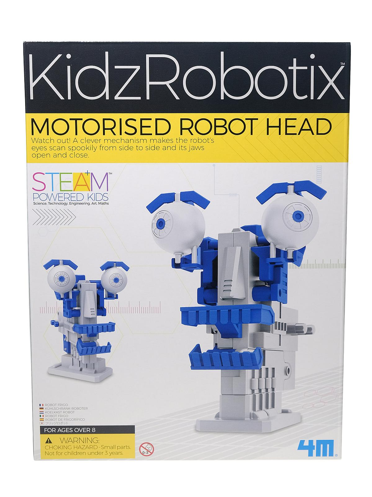 KidzRobotix Motorised Robot Head