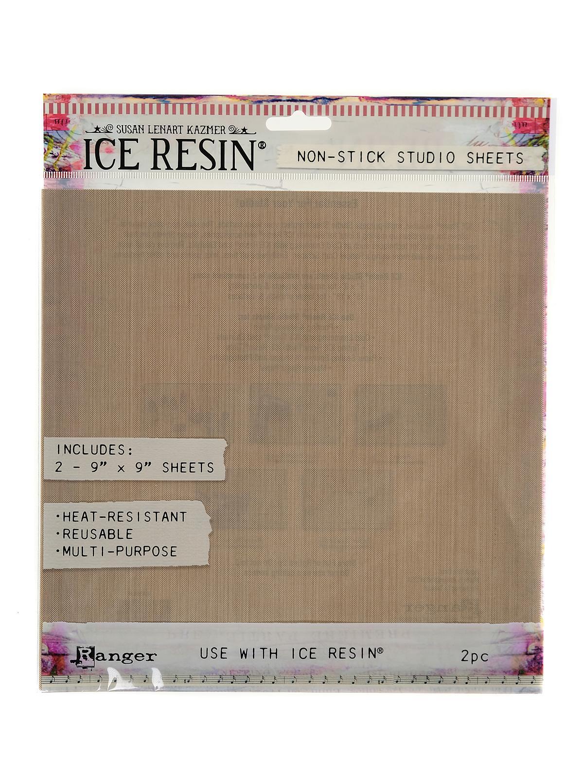 ICE Resin Studio Sheet