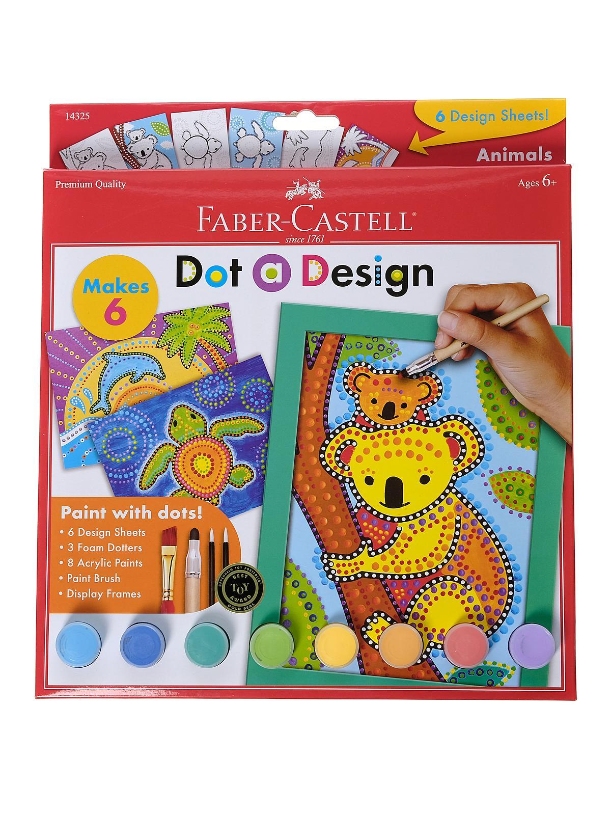 Dot a Design Animals