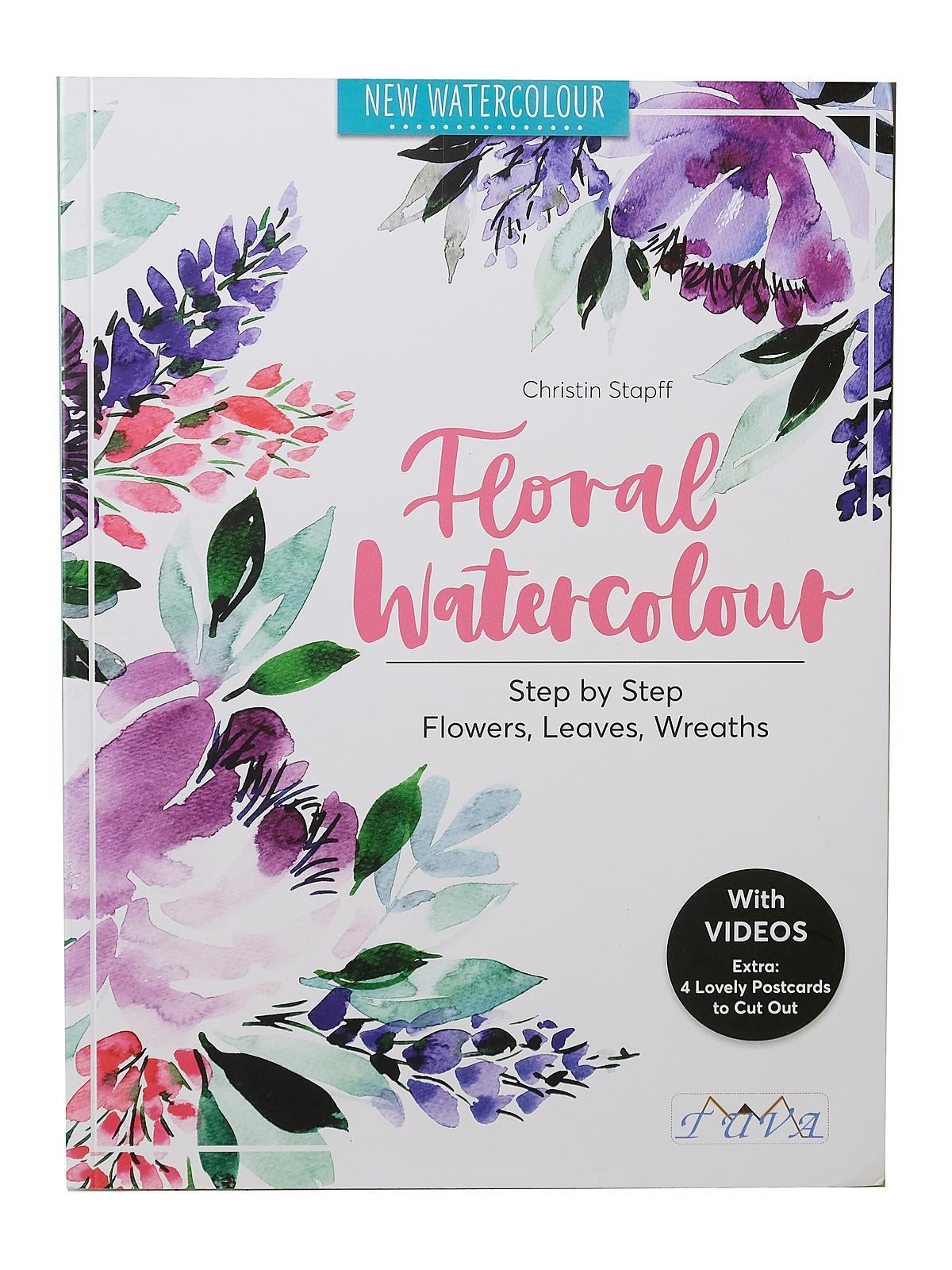 Tuva Publishing - Floral Watercolour