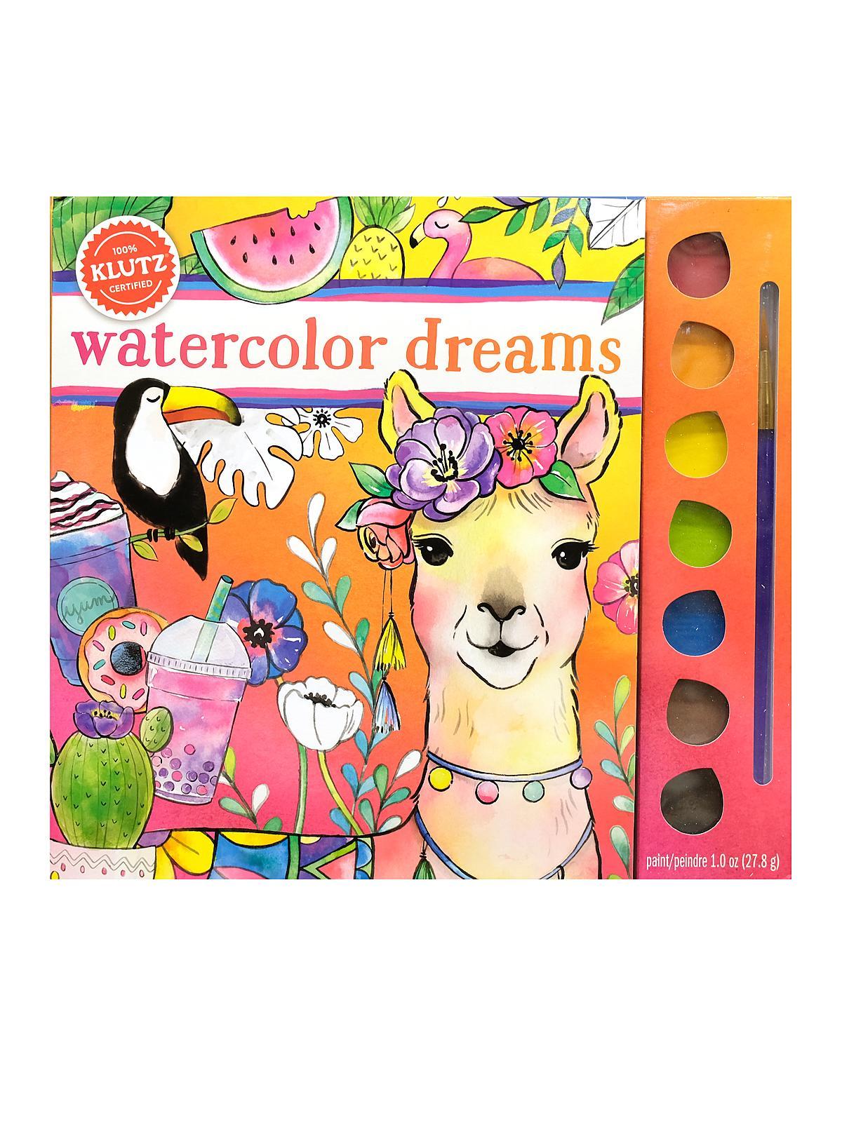 Klutz - Watercolor Dreams