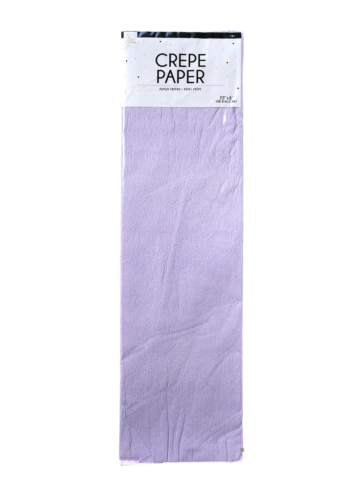 Crepe Paper Folds 20 in. x 8 ft.